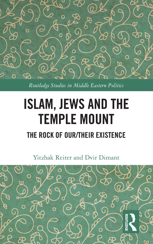 Islam, Jews and the Temple Mount