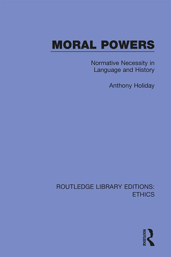 Moral Powers