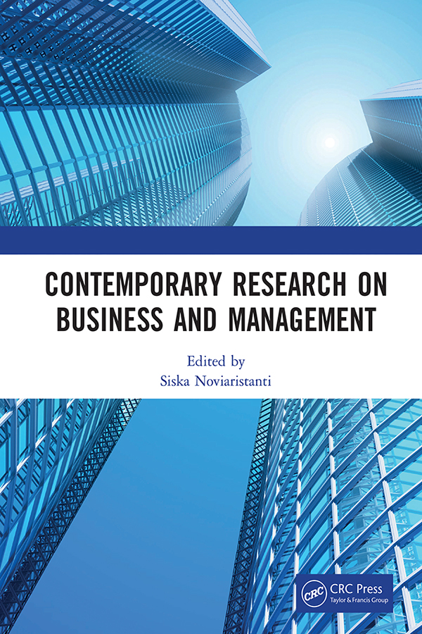 The employment relationship, turnover, and organizational performance in garment factories: A conceptual paper