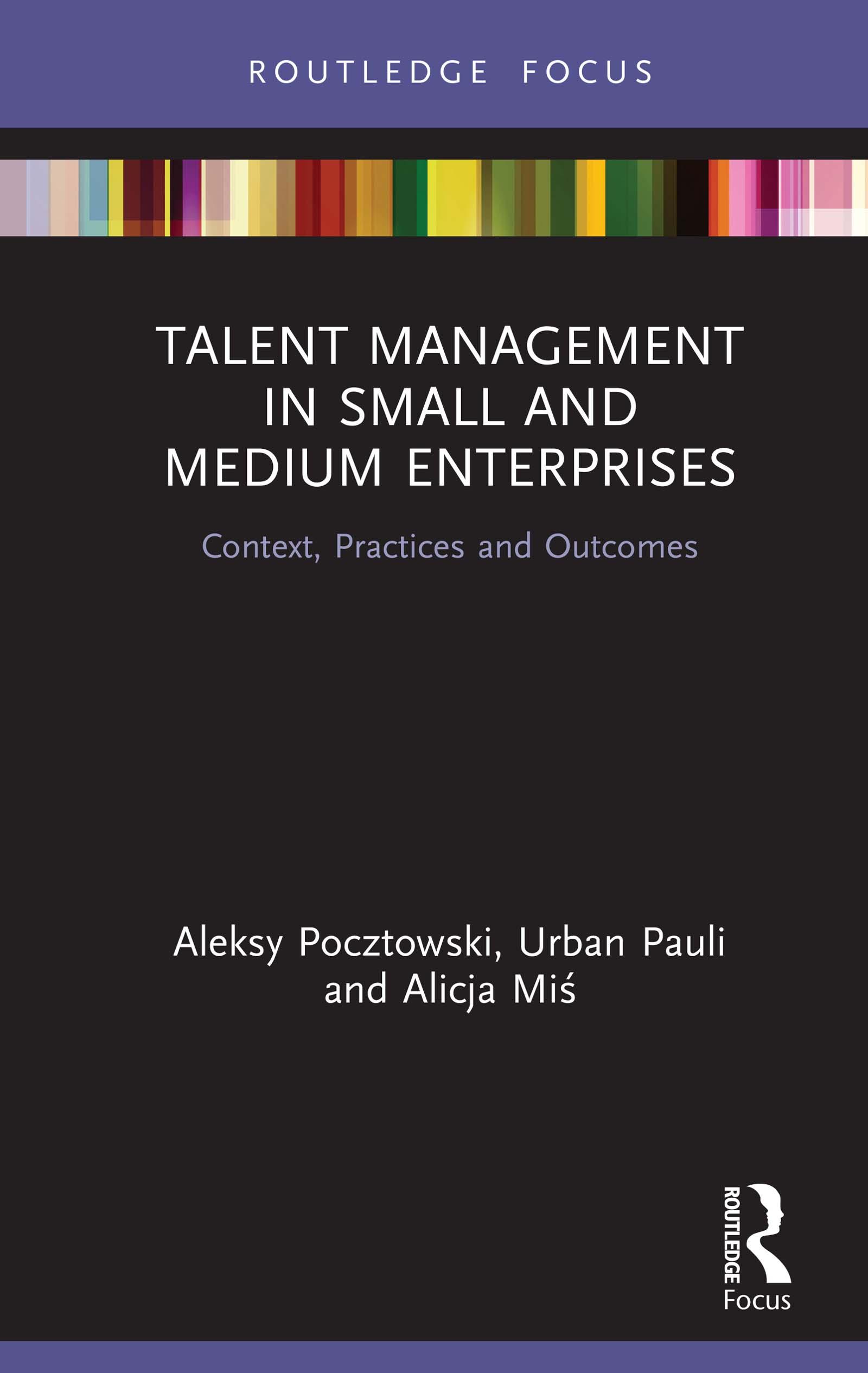 Talent Management in Small and Medium Enterprises