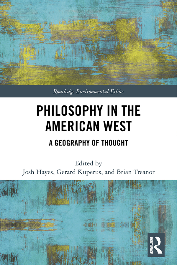 Philosophy in the American West