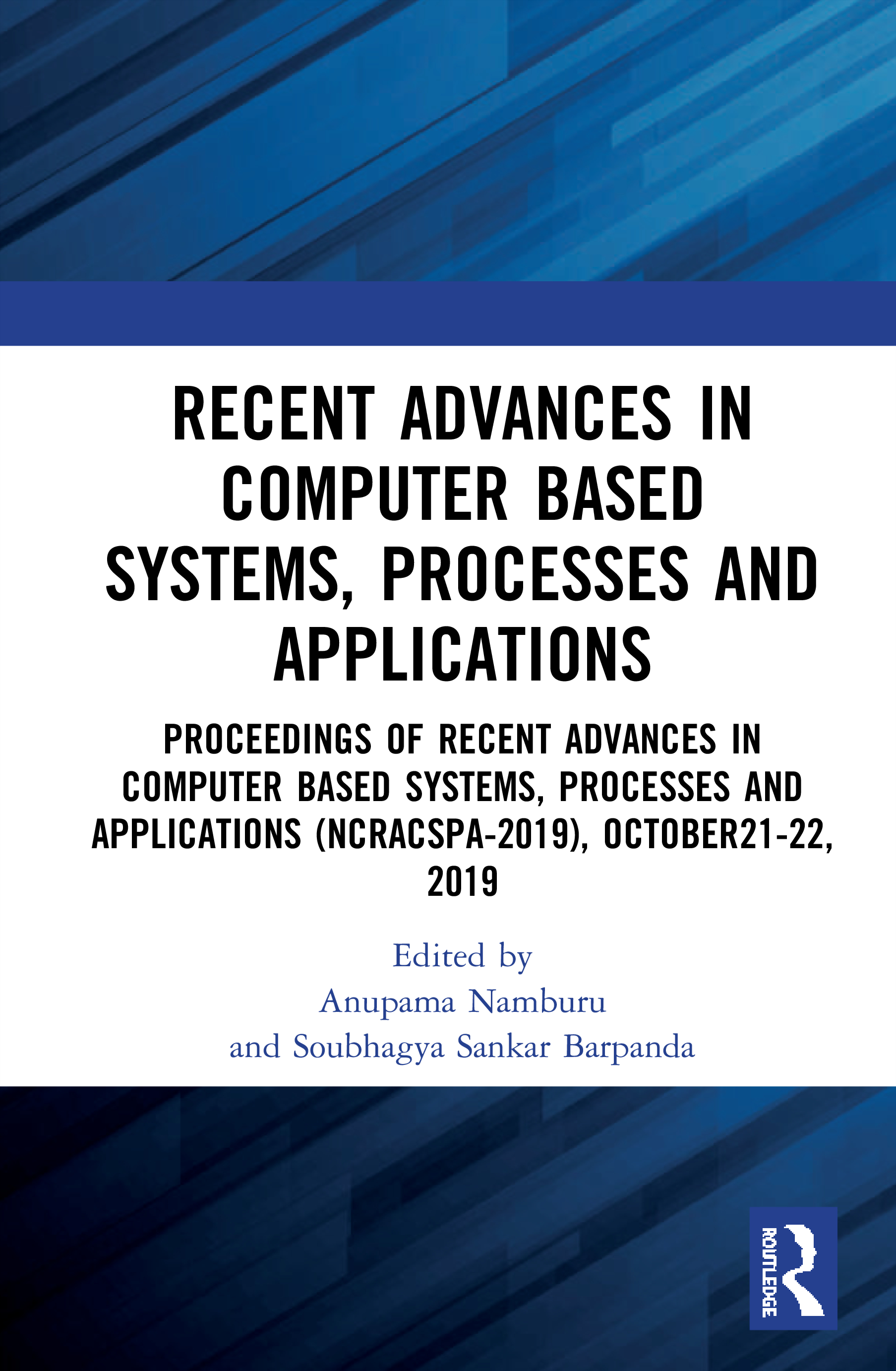 Recent Advances in Computer Based Systems, Processes and Applications