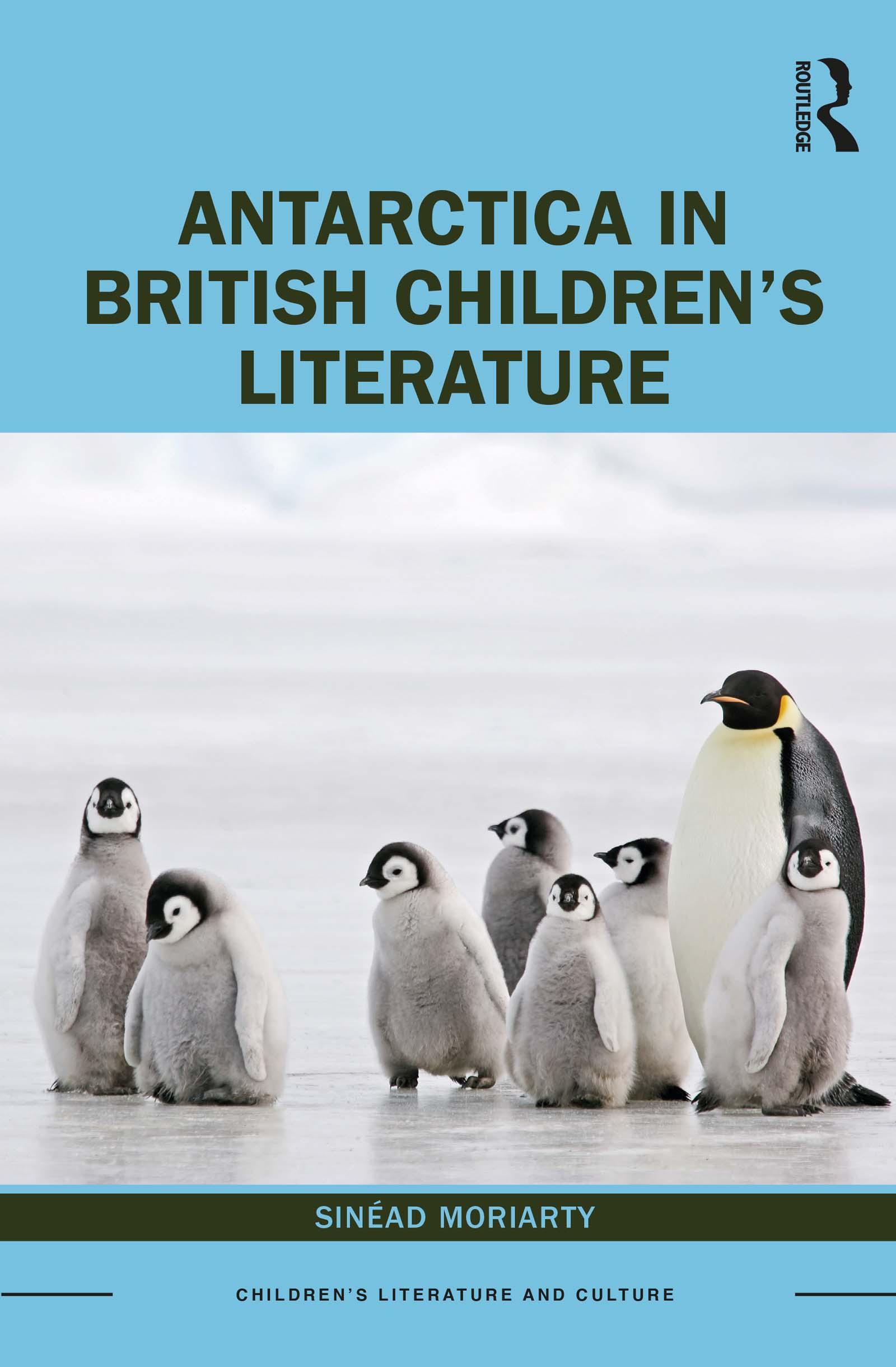 Antarctica in British Children's Literature