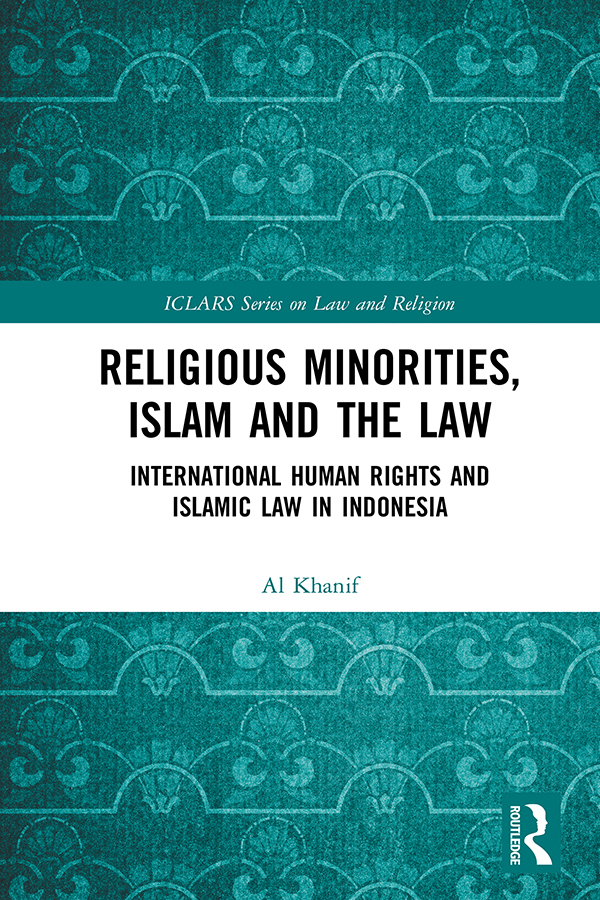 Religious Minorities, Islam and the Law