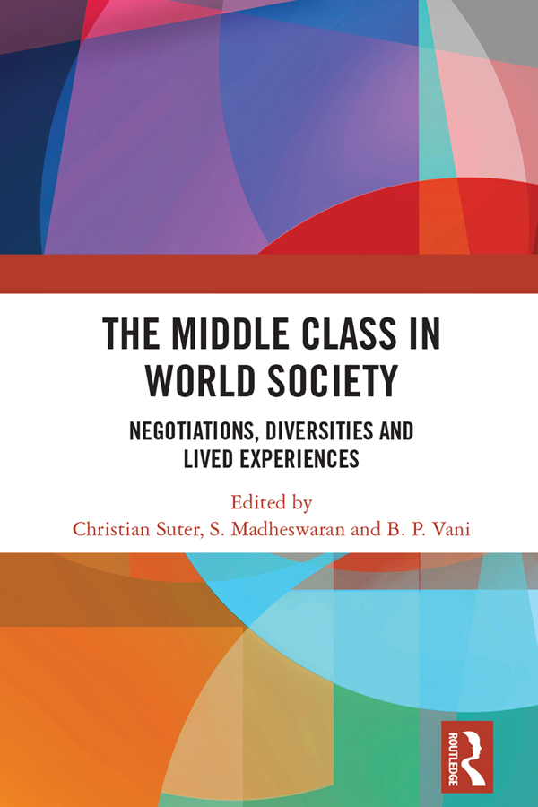 Insecurity and anxiety of the Chinese middle class