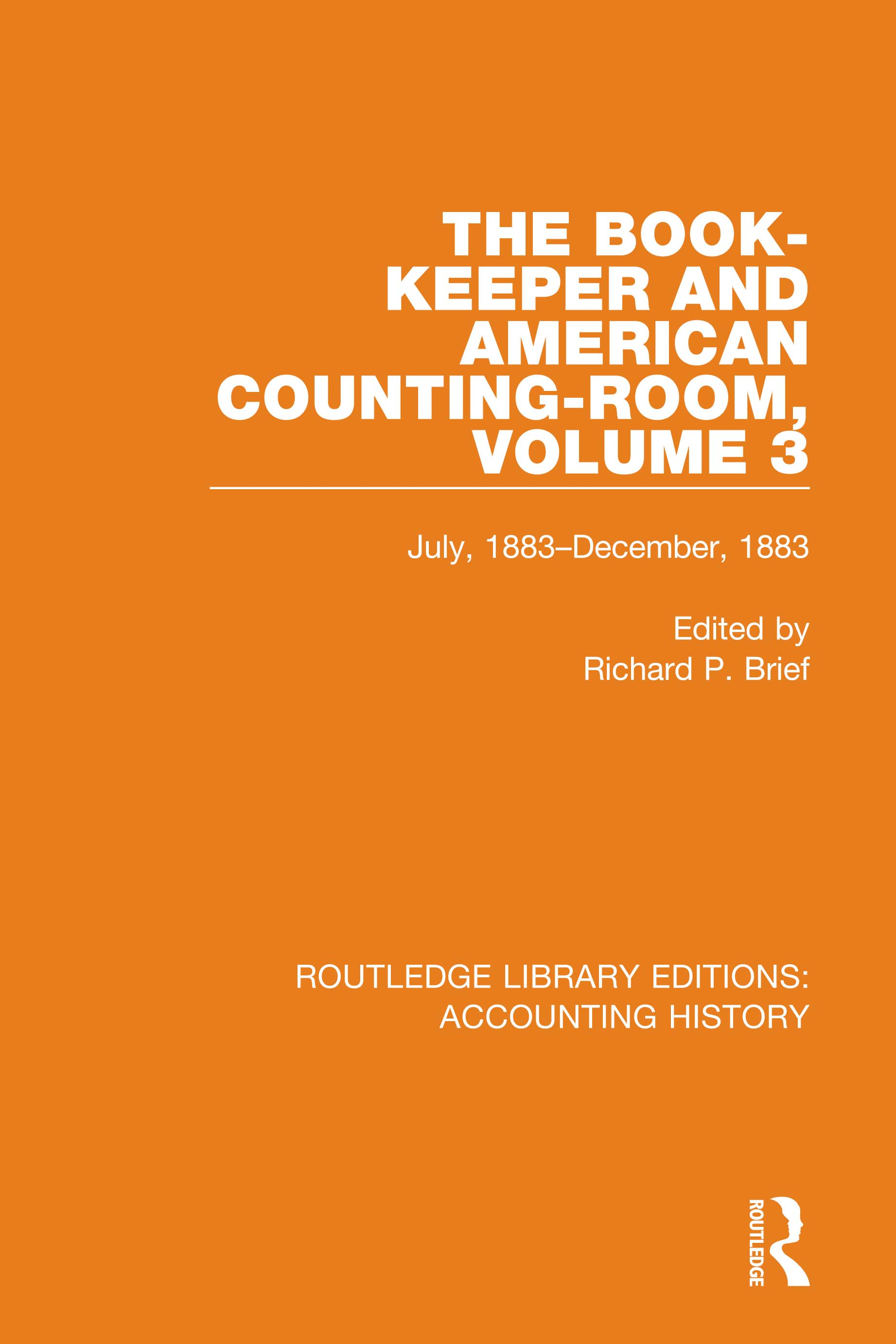 The Book-Keeper and American Counting-Room Volume 3
