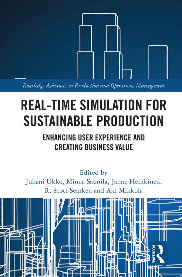 Integrating the user experience throughout the product lifecycle with real-time simulation-based digital twins