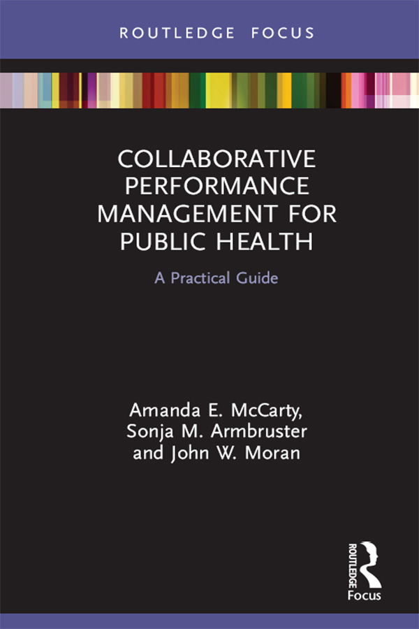 Collaborative Performance Management for Public Health