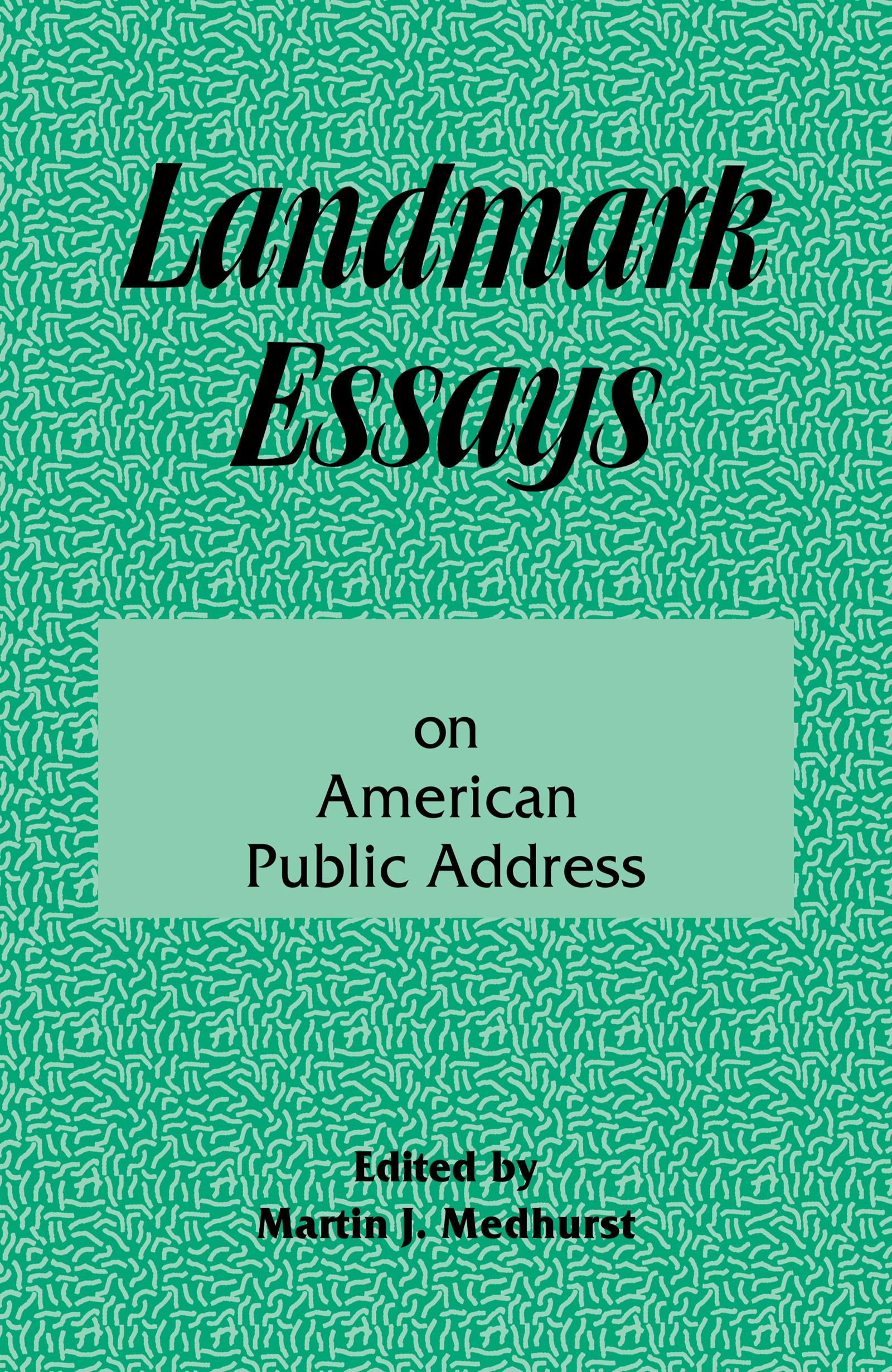 Landmark Essays
