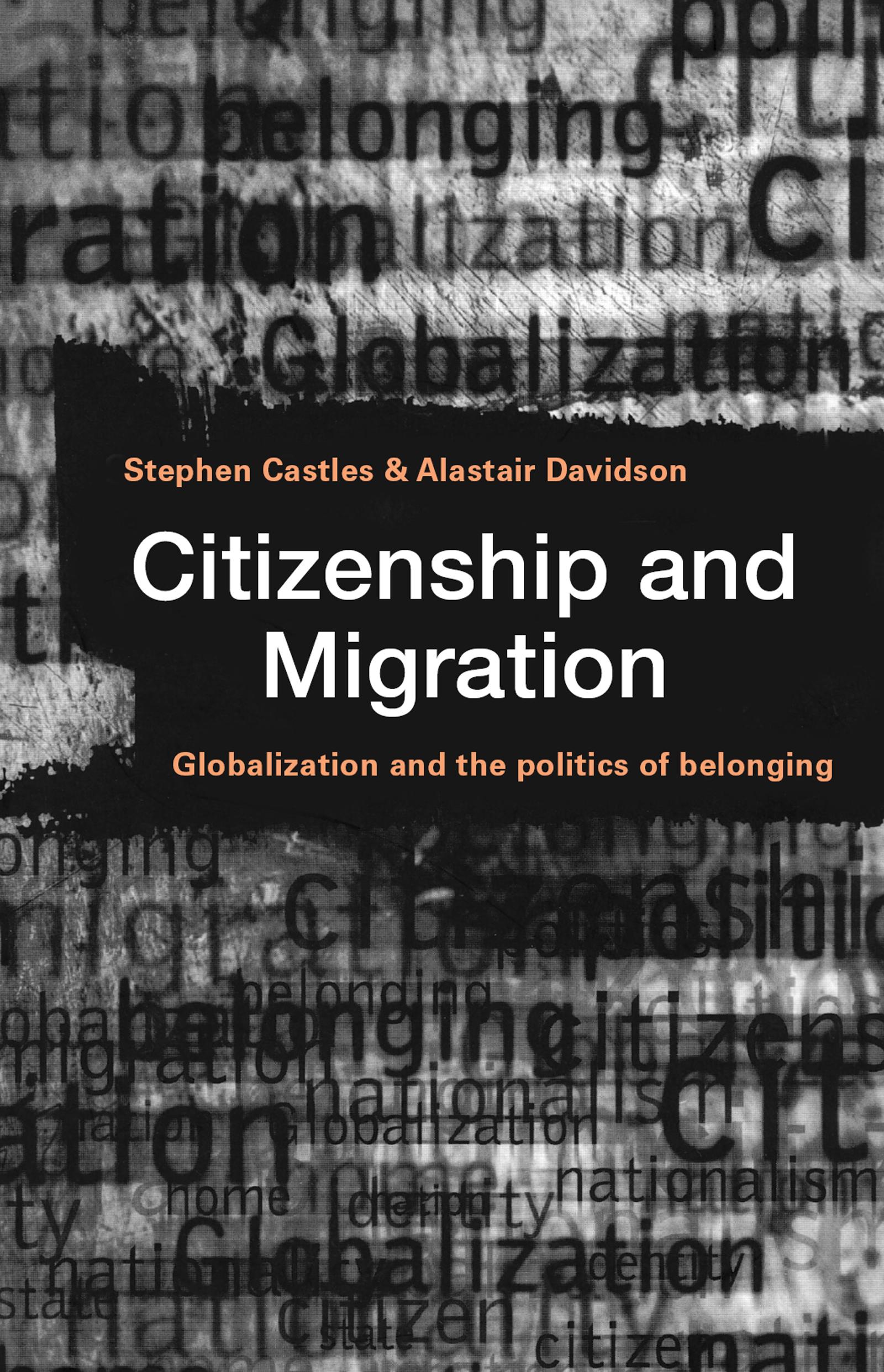 Postscript: Citizenship or Chaos?