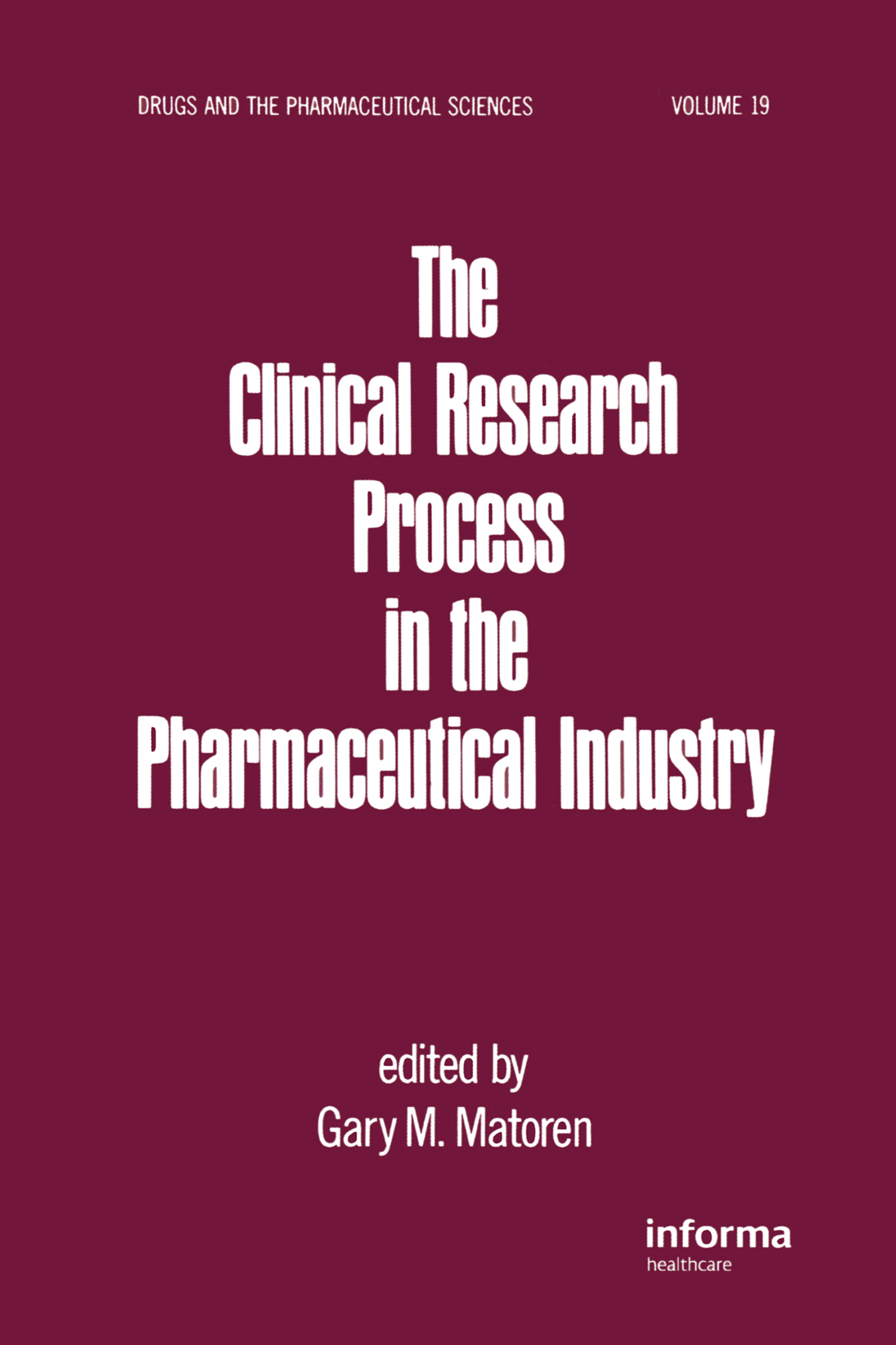 Career Opportunities in Industrial Clinical Research