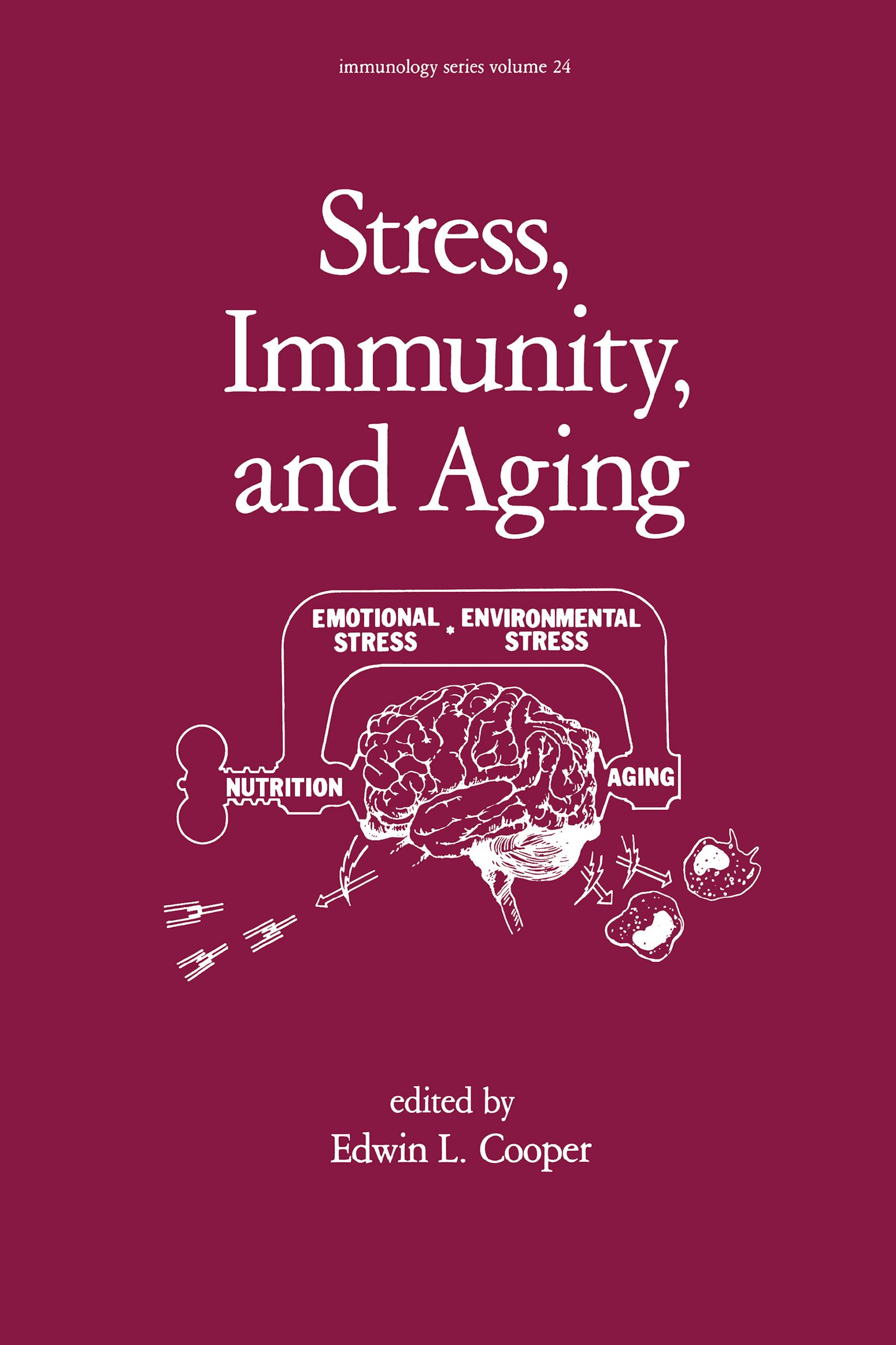 The Aging Lymphocyte, Stress, and Immunity