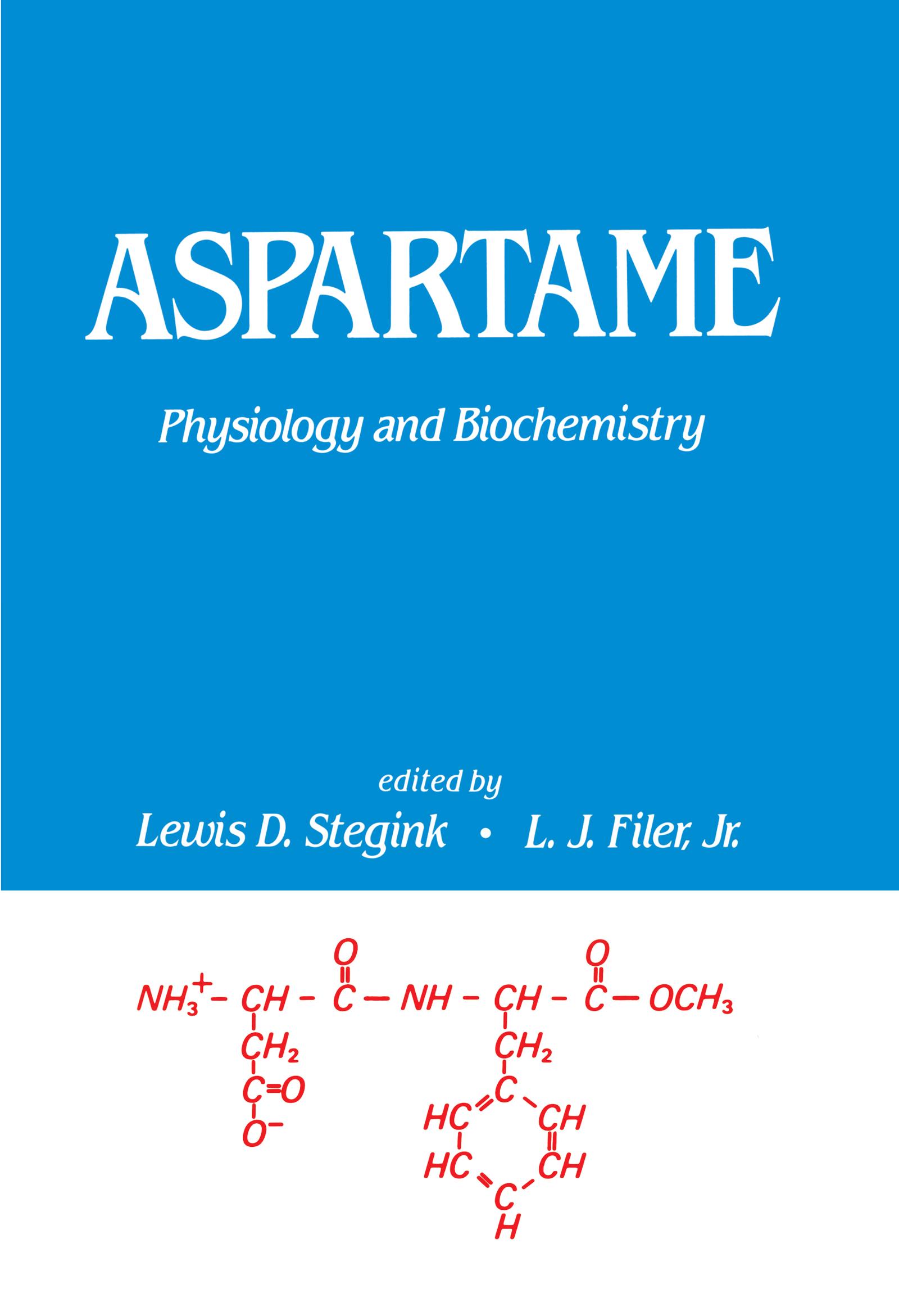 Aspartame Ingestion by Human Infants