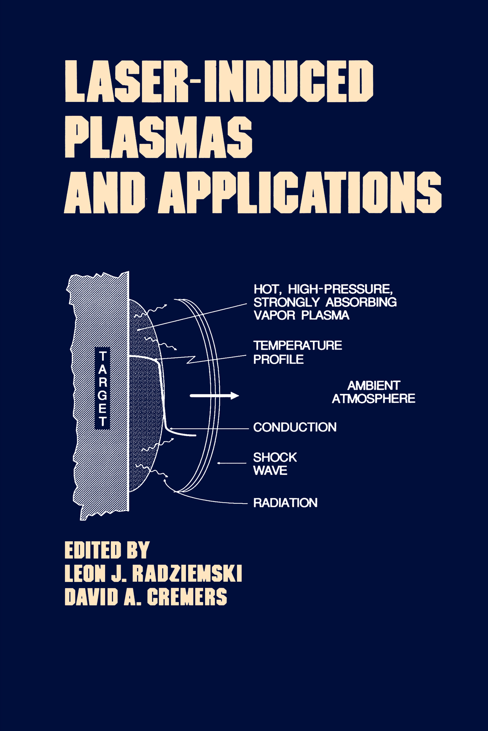 Lasers-Induced Plasmas and Applications