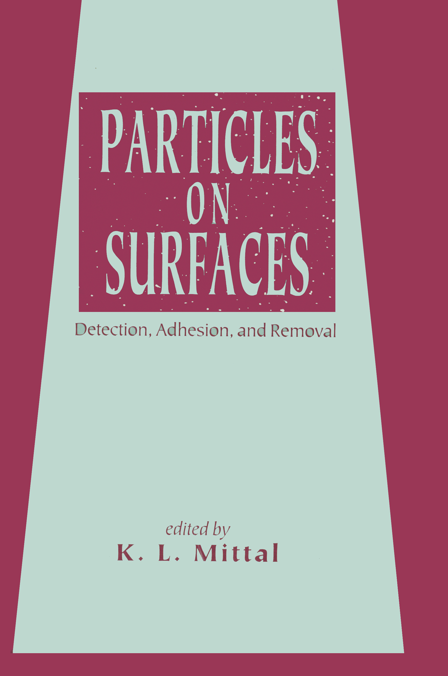 Particle Characterization on Surfaces by Auger Electron Spectroscopy
