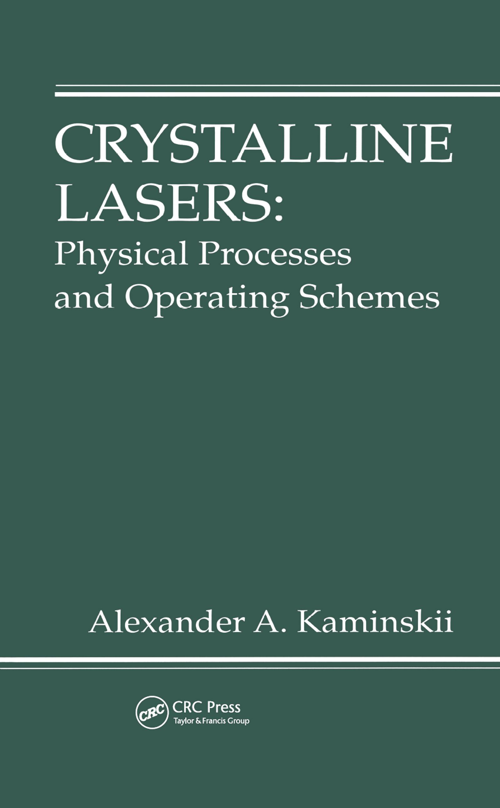 Crystalline Lasers
