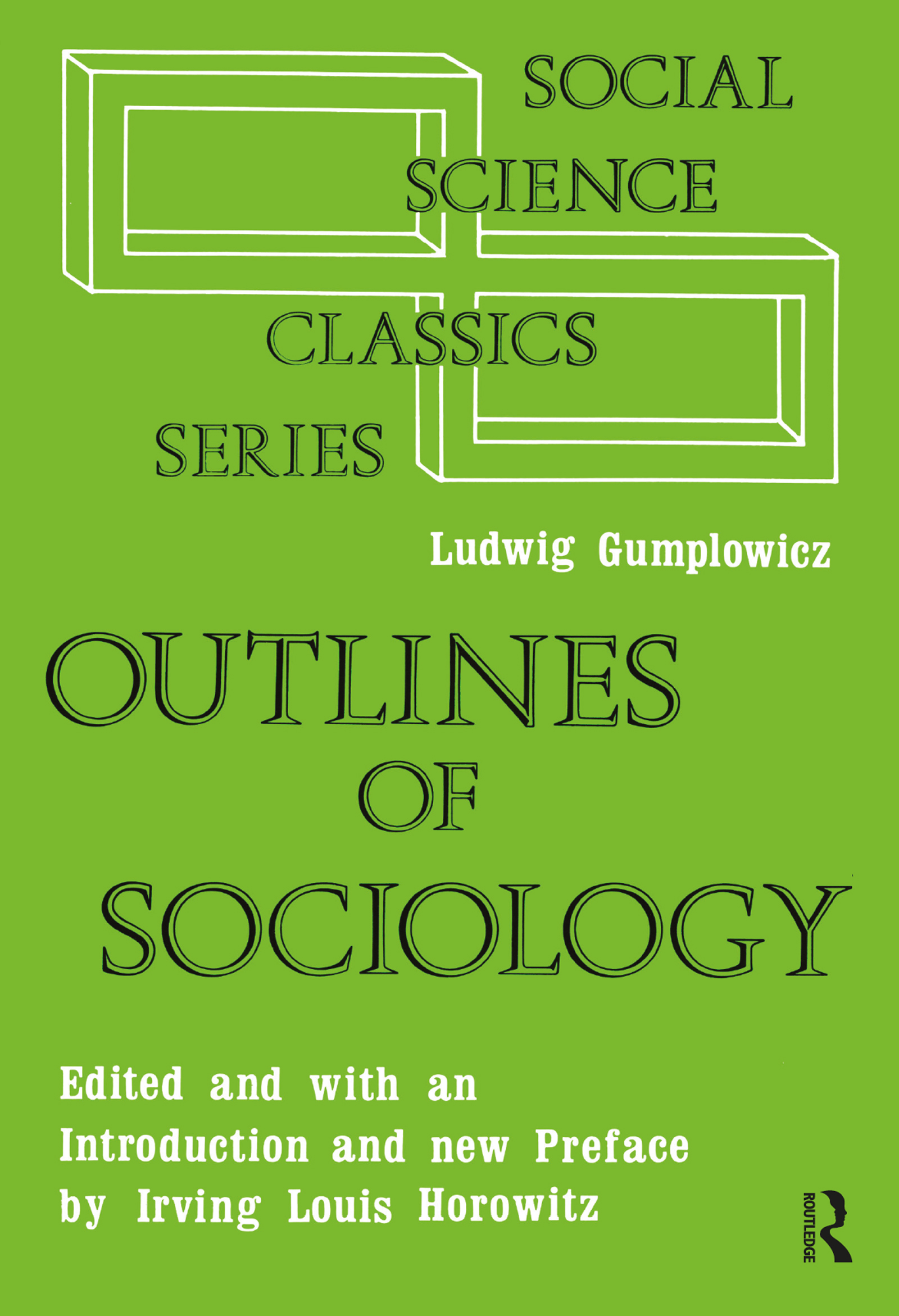 Introduction/The Sociology of Ludwig Gumplowicz : 1838–1909