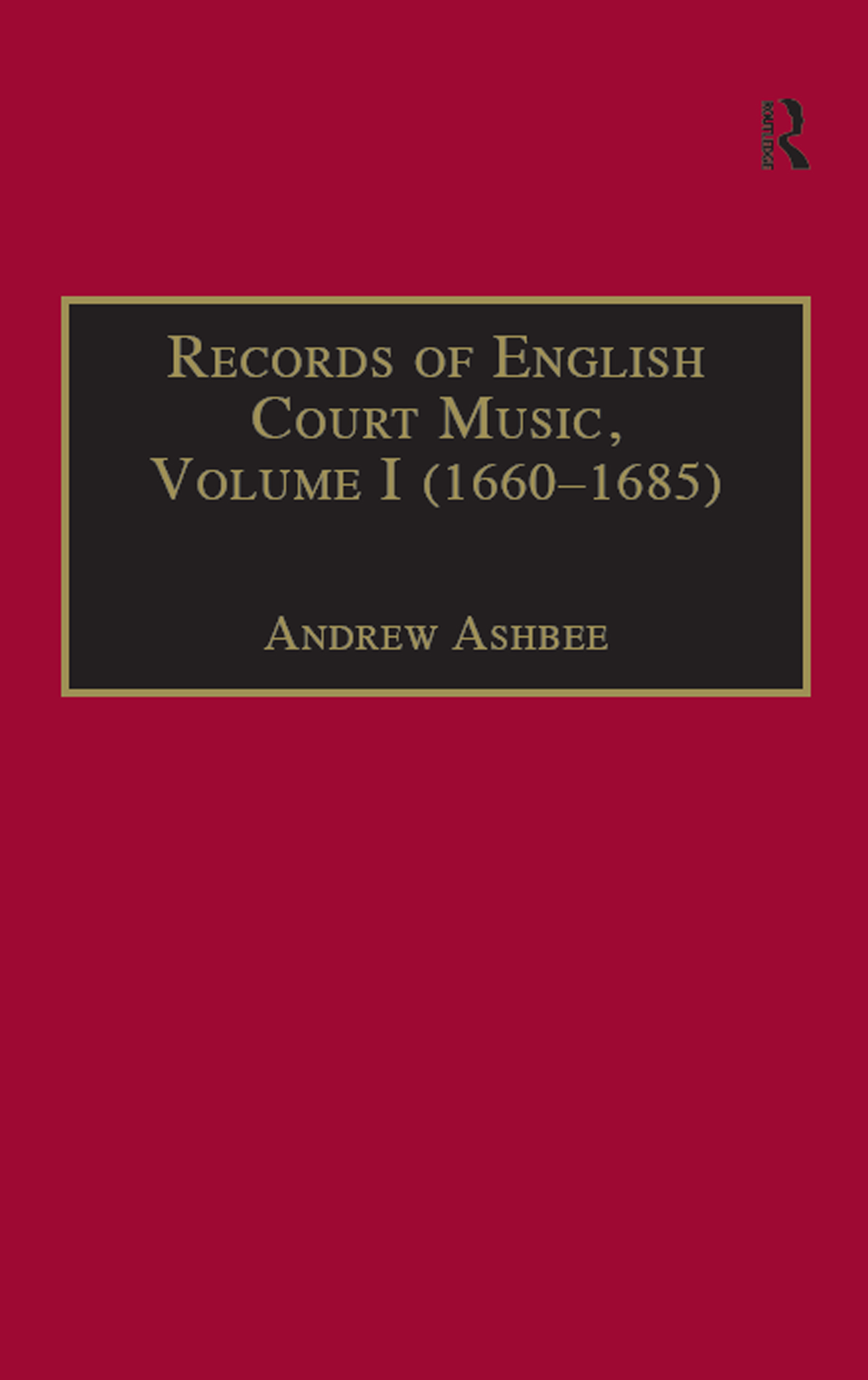 Records of English Court Music