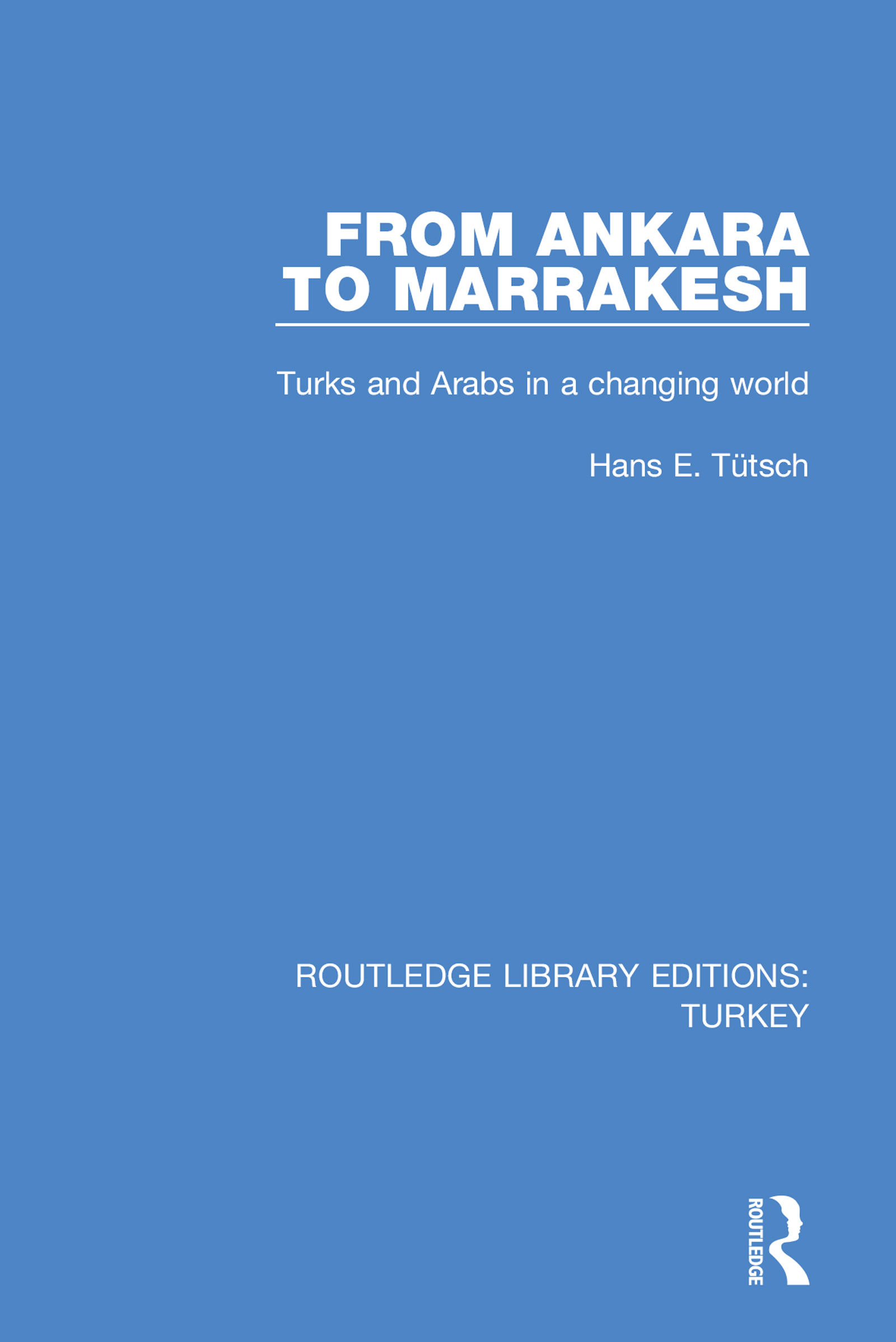 Turks, Berbers and Arabs in North Africa