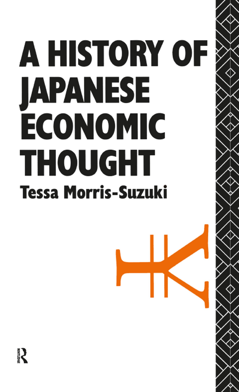 Economic thought in Tokugawa Japan