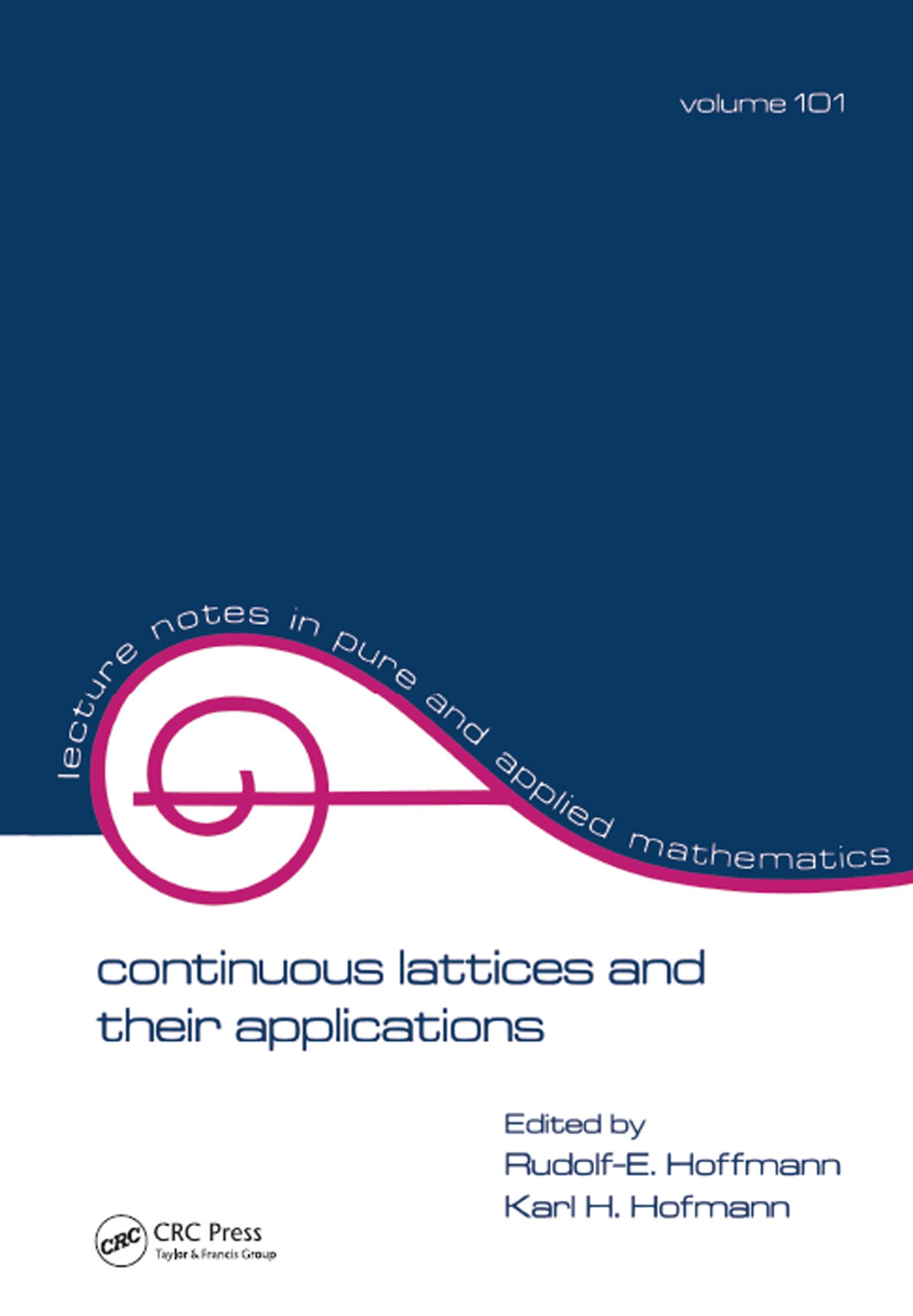 Algebraic Lattices as Dual Spaces of Distributive Lattices