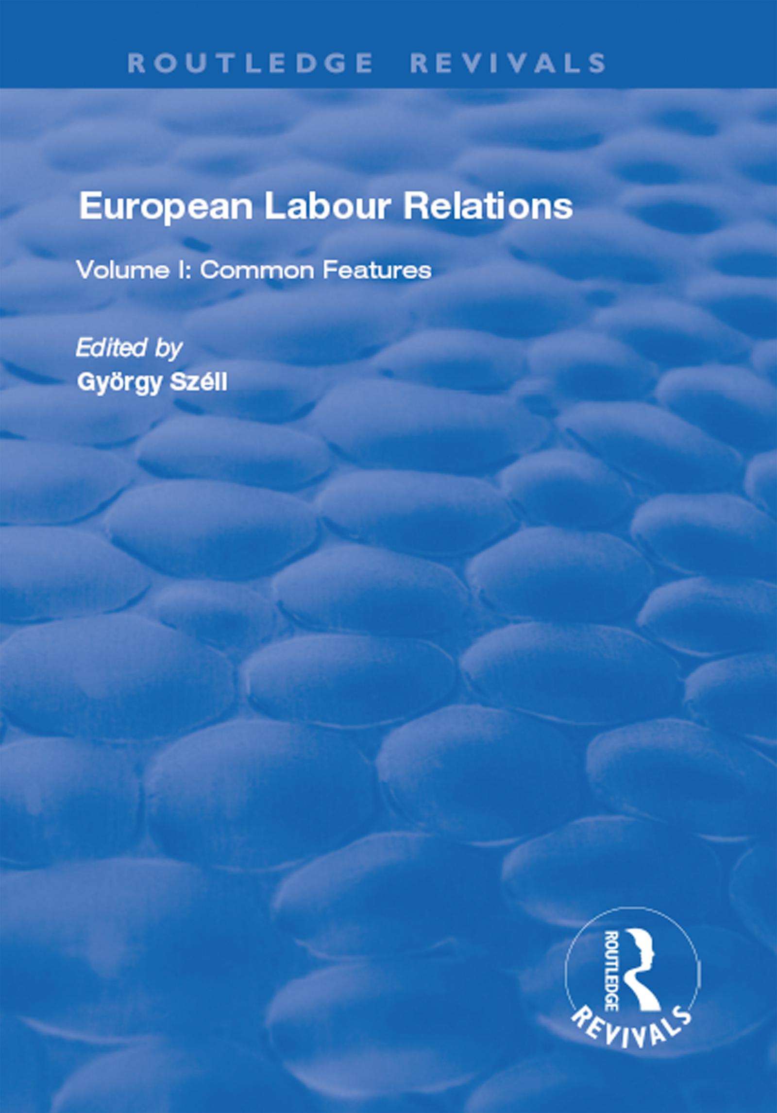 European Labour Relations