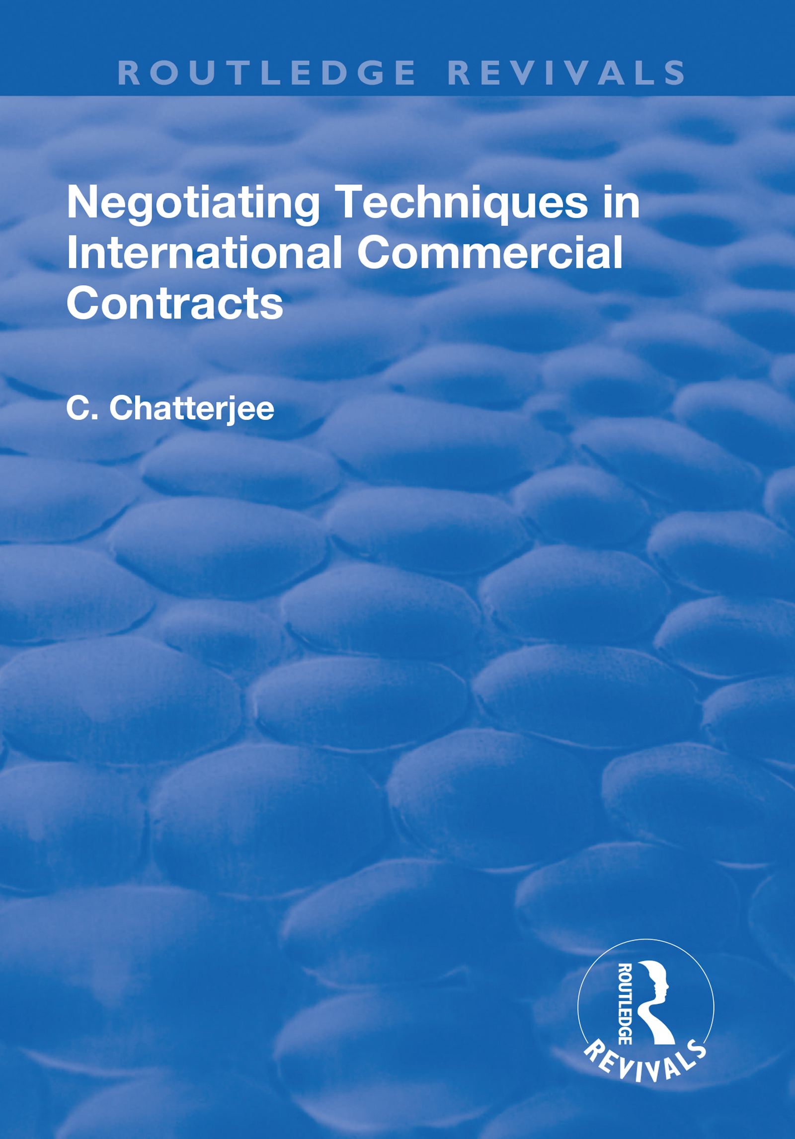 Negotiation of Transfer of Technology Contracts