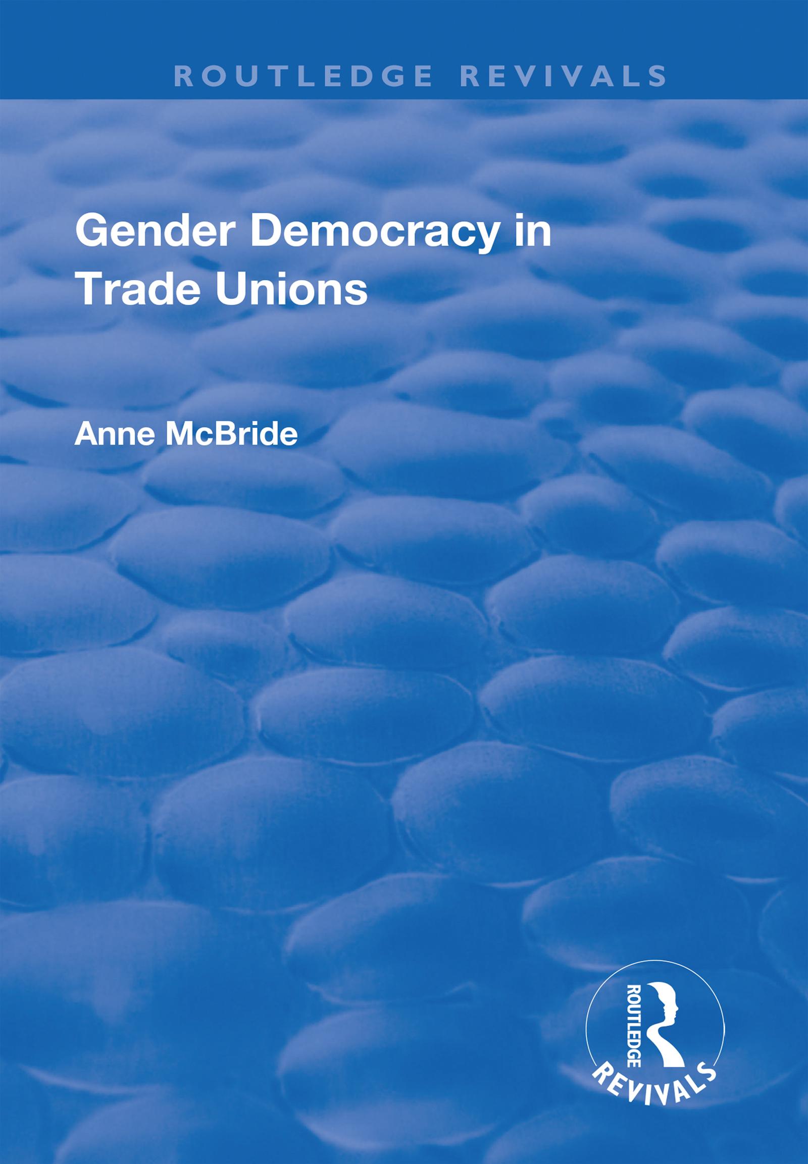 Gender Democracy in Trade Unions