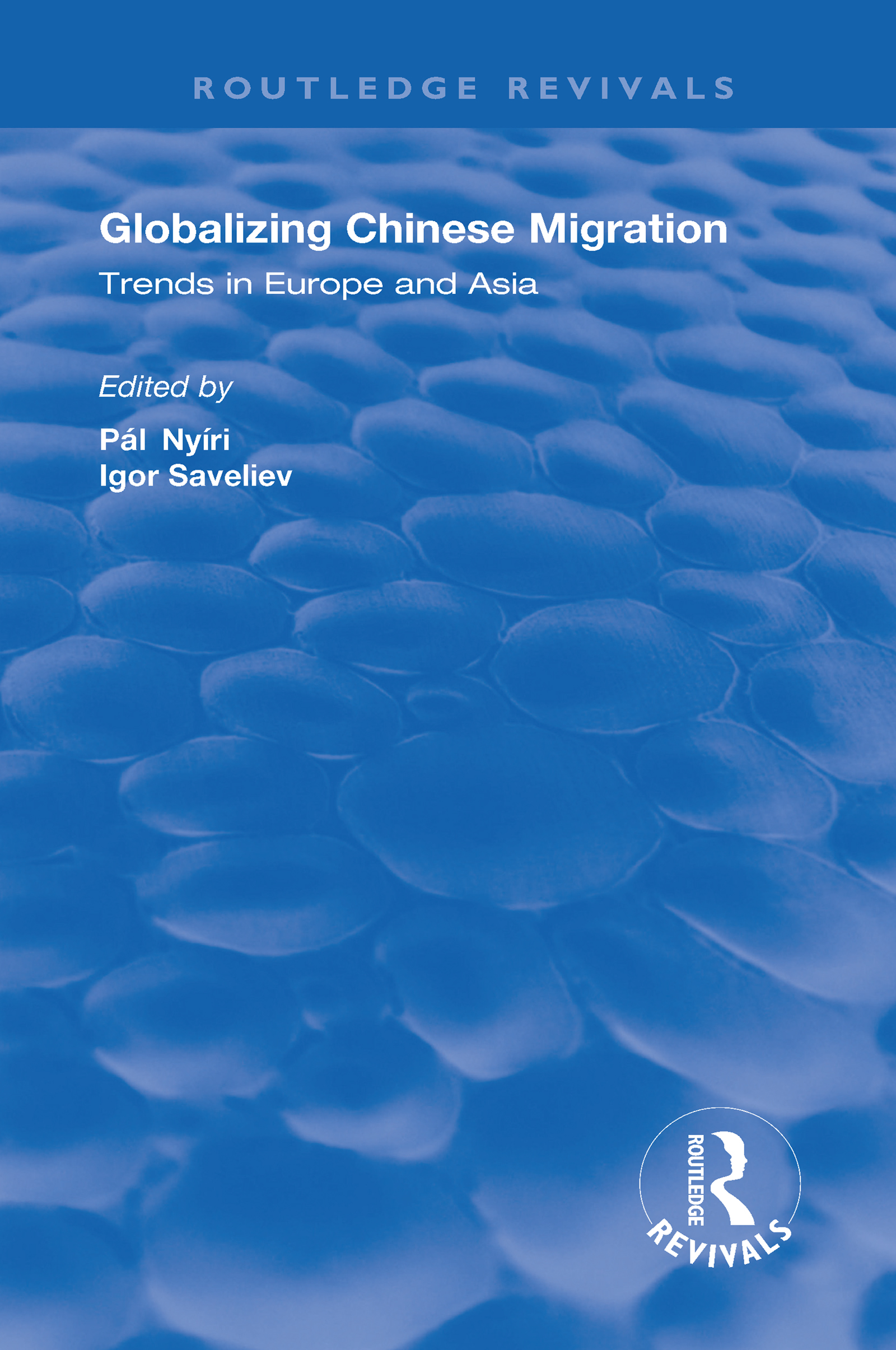 Chinese Migrant Workers in Japan: Policies, Institutions and Civil Society