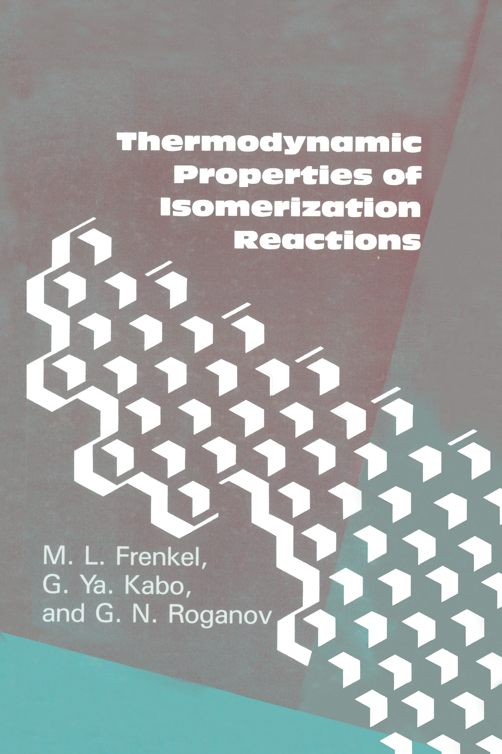 Thermodynamic Properties Of Isomerization Reactions