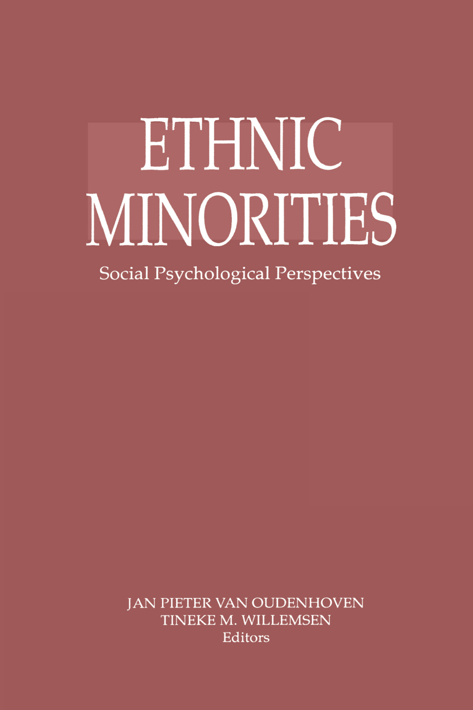 Intergroup Attribution: Some Implications for the Study of Ethnic Prejudice*