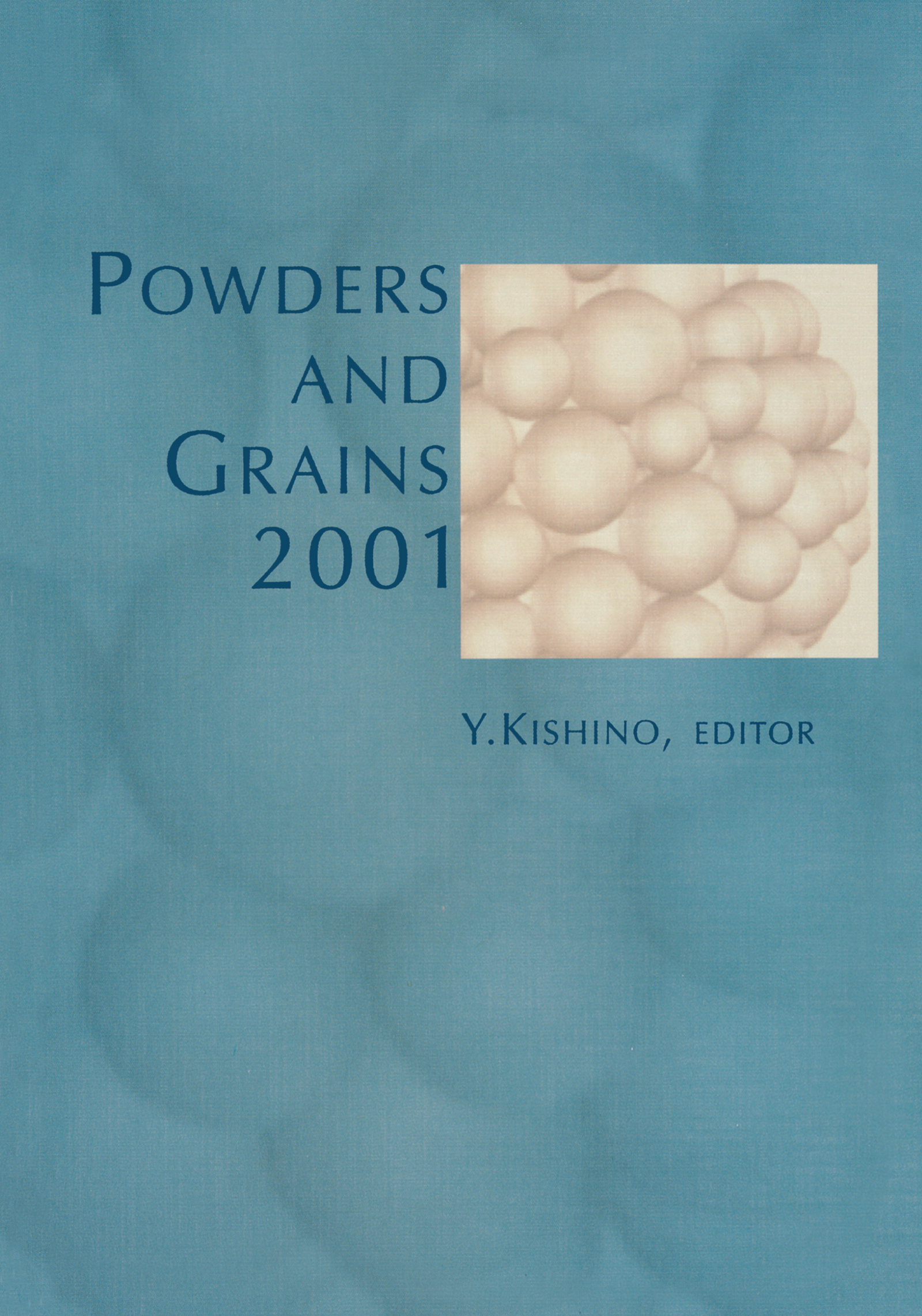 Powders and Grains 2001