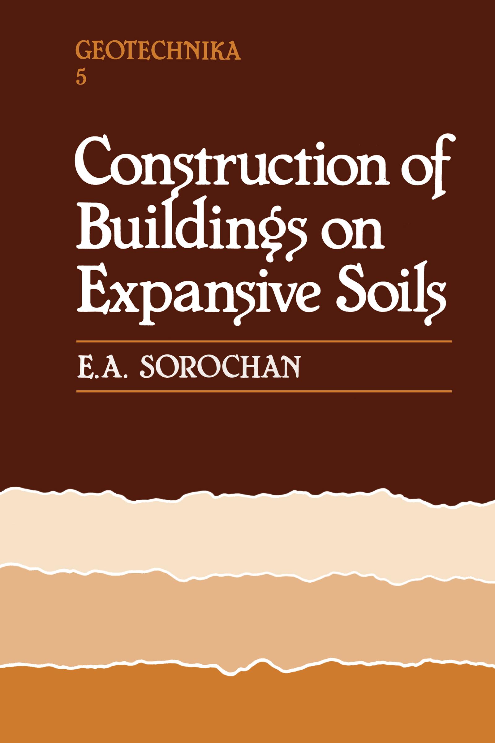 Construction of Buildings on Expansive Soils
