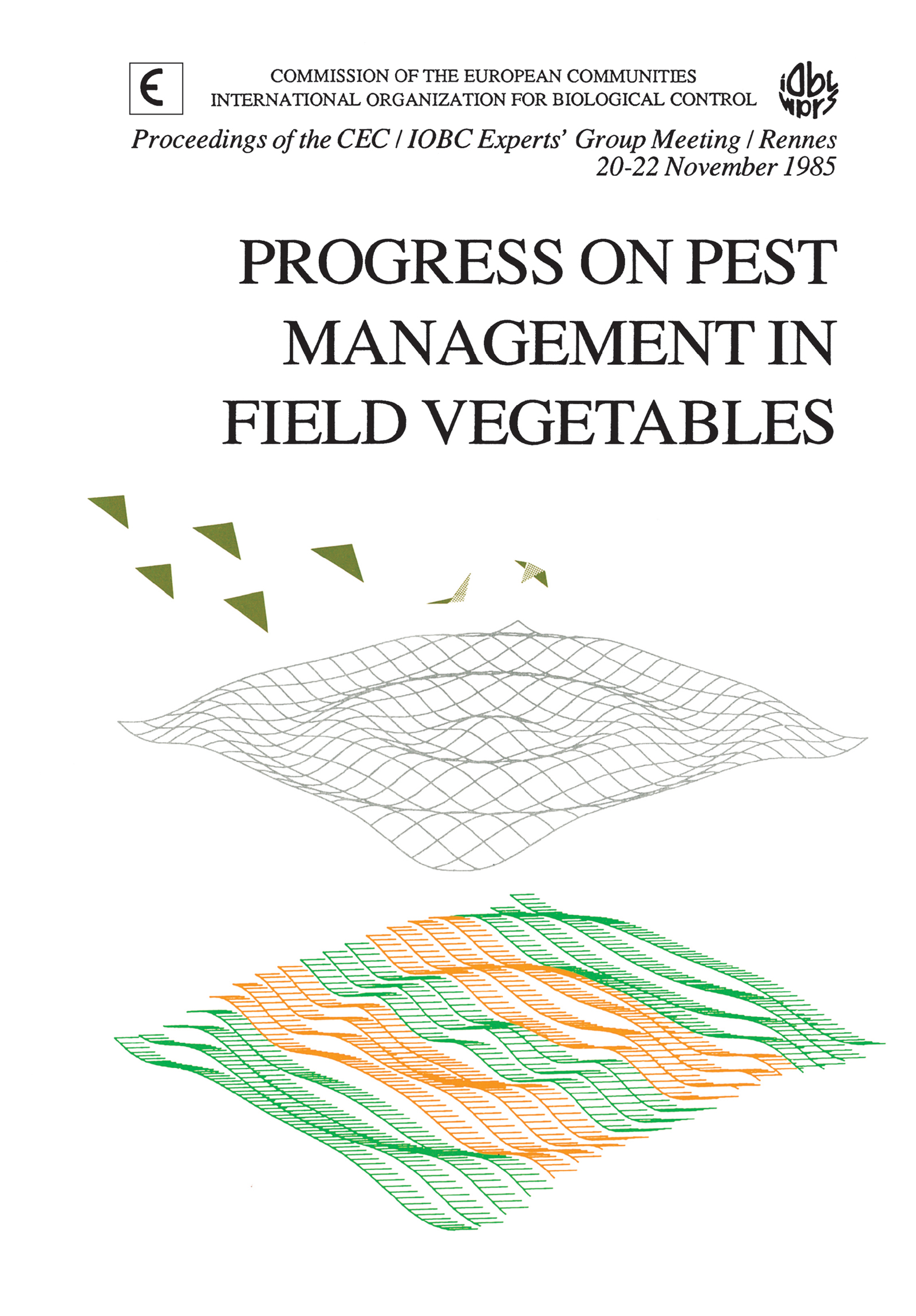 Progress on Pest Management in Field Vegetables