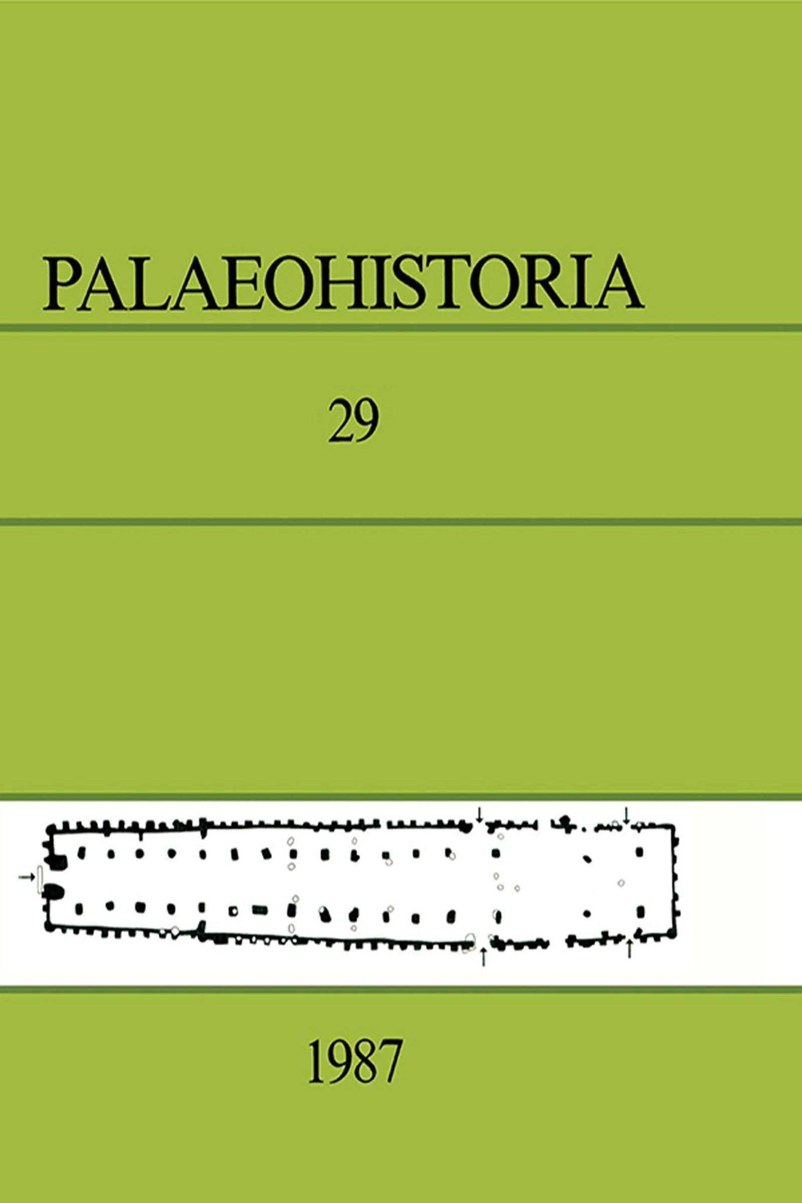 Palaeohistoria