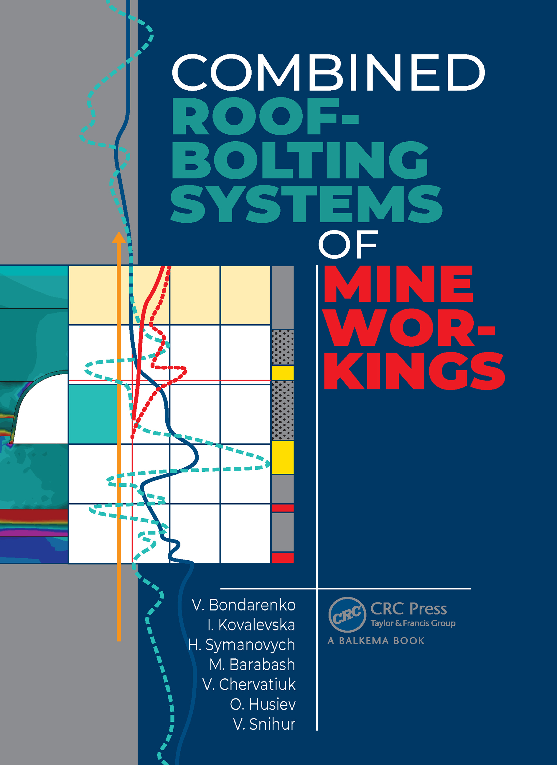 Combined Roof-Bolting Systems of Mine Workings