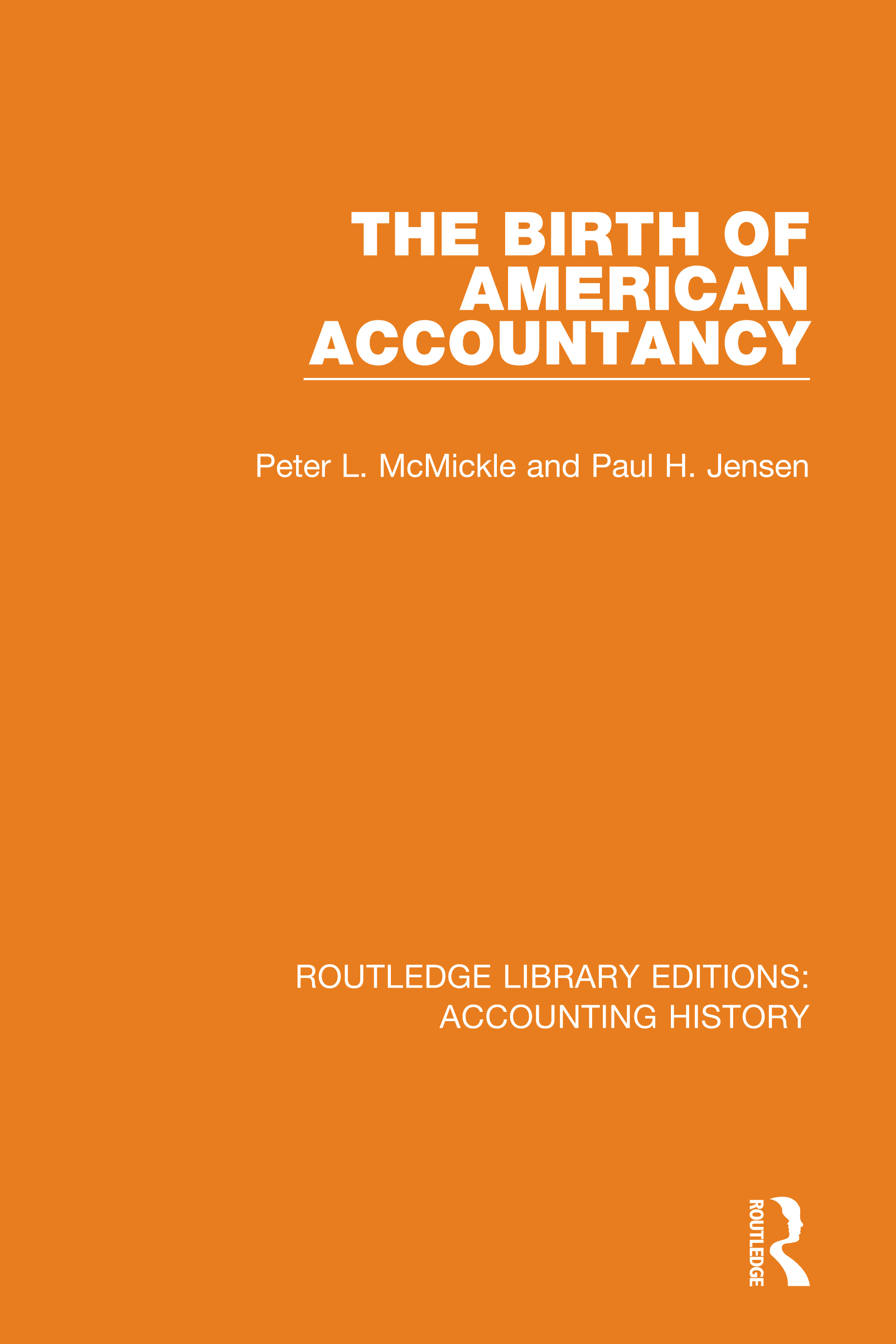 The Birth of American Accountancy