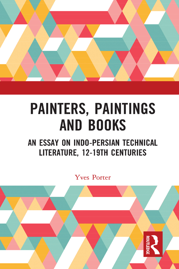 Painters, Paintings and Books