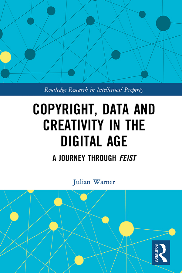 Copyright, Data and Creativity in the Digital Age