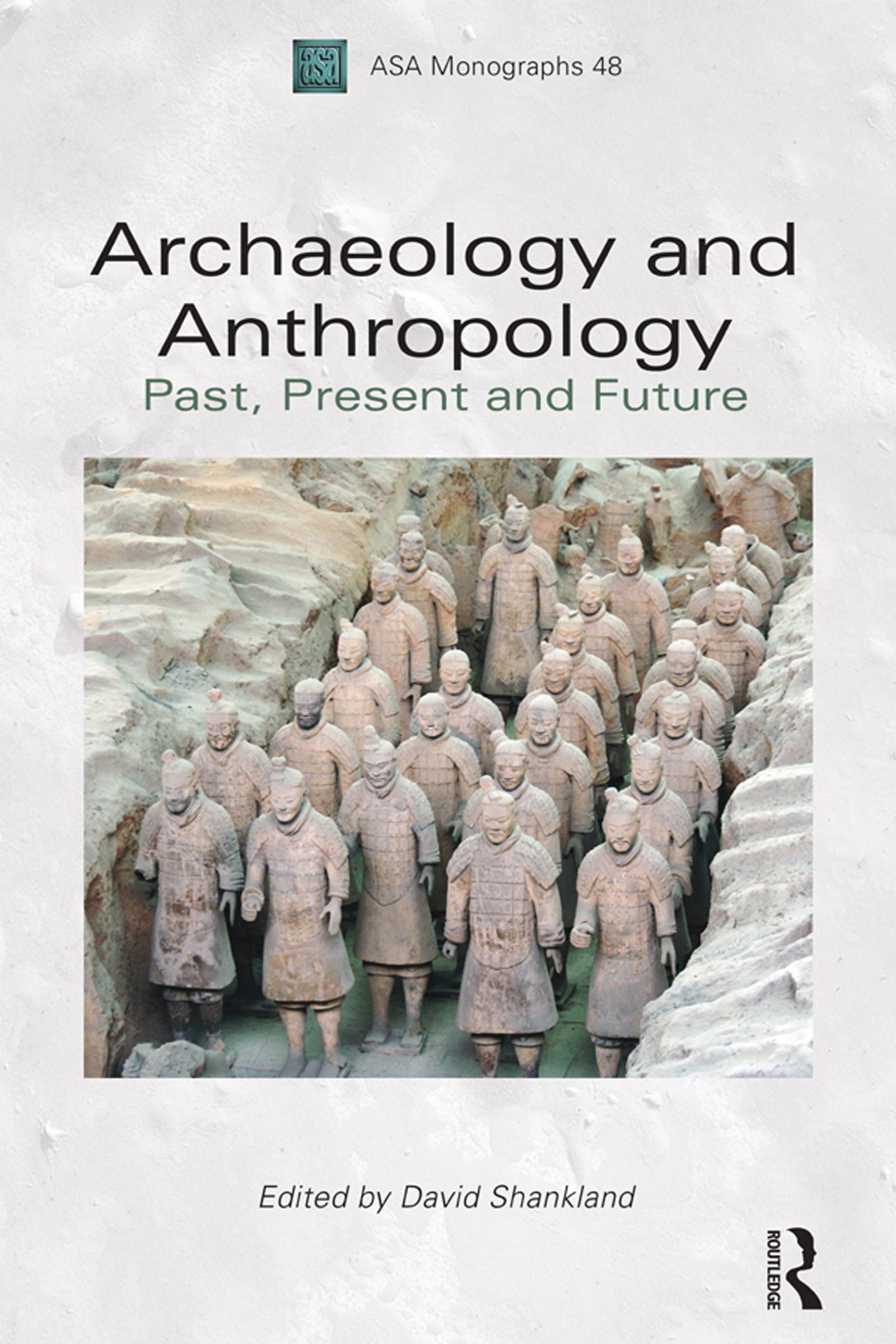 Book cover of Archaeology and Anthropology