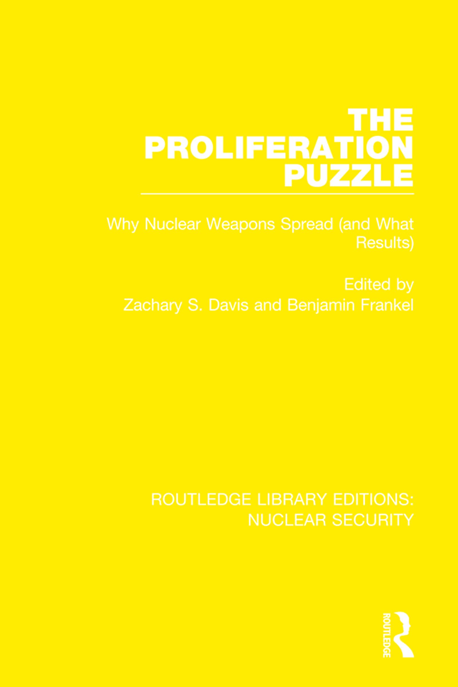 The Proliferation Puzzle