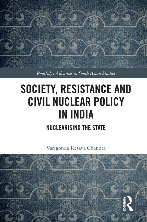 Theorising the impact of anti-nuclear movements on India's civil nuclear policy