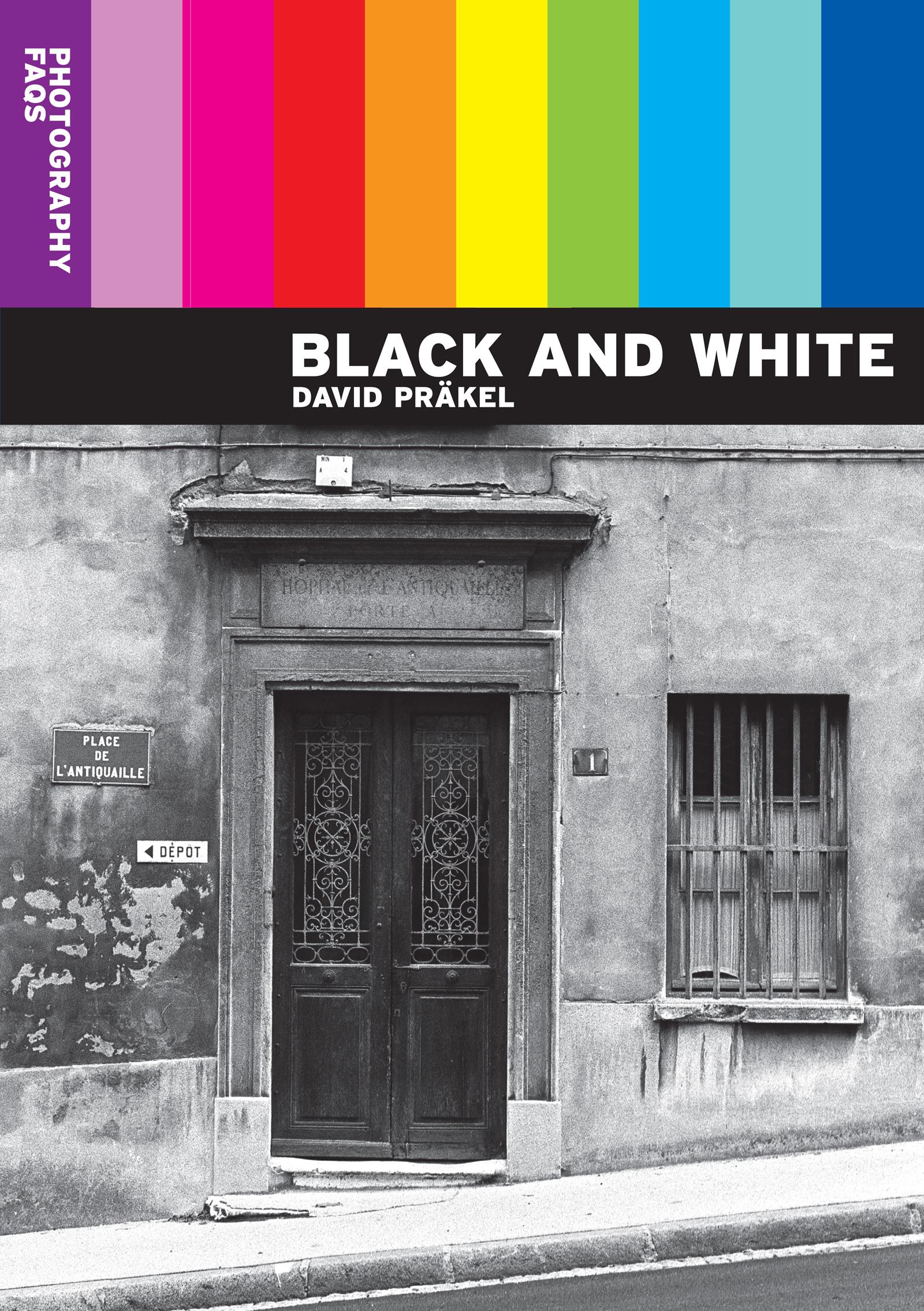 Scanning Film for Digital Black and White