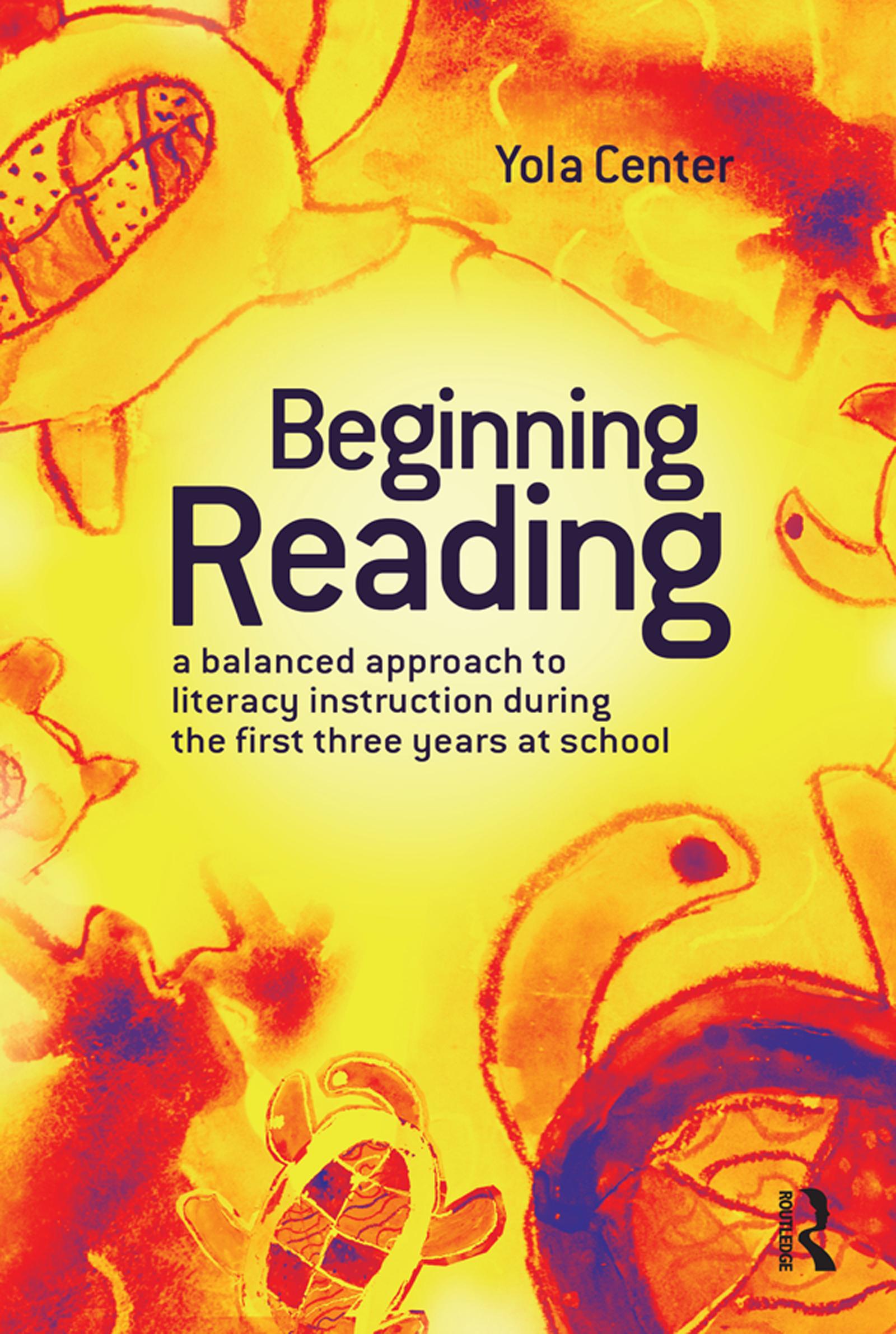 The formal literacy program: Theory