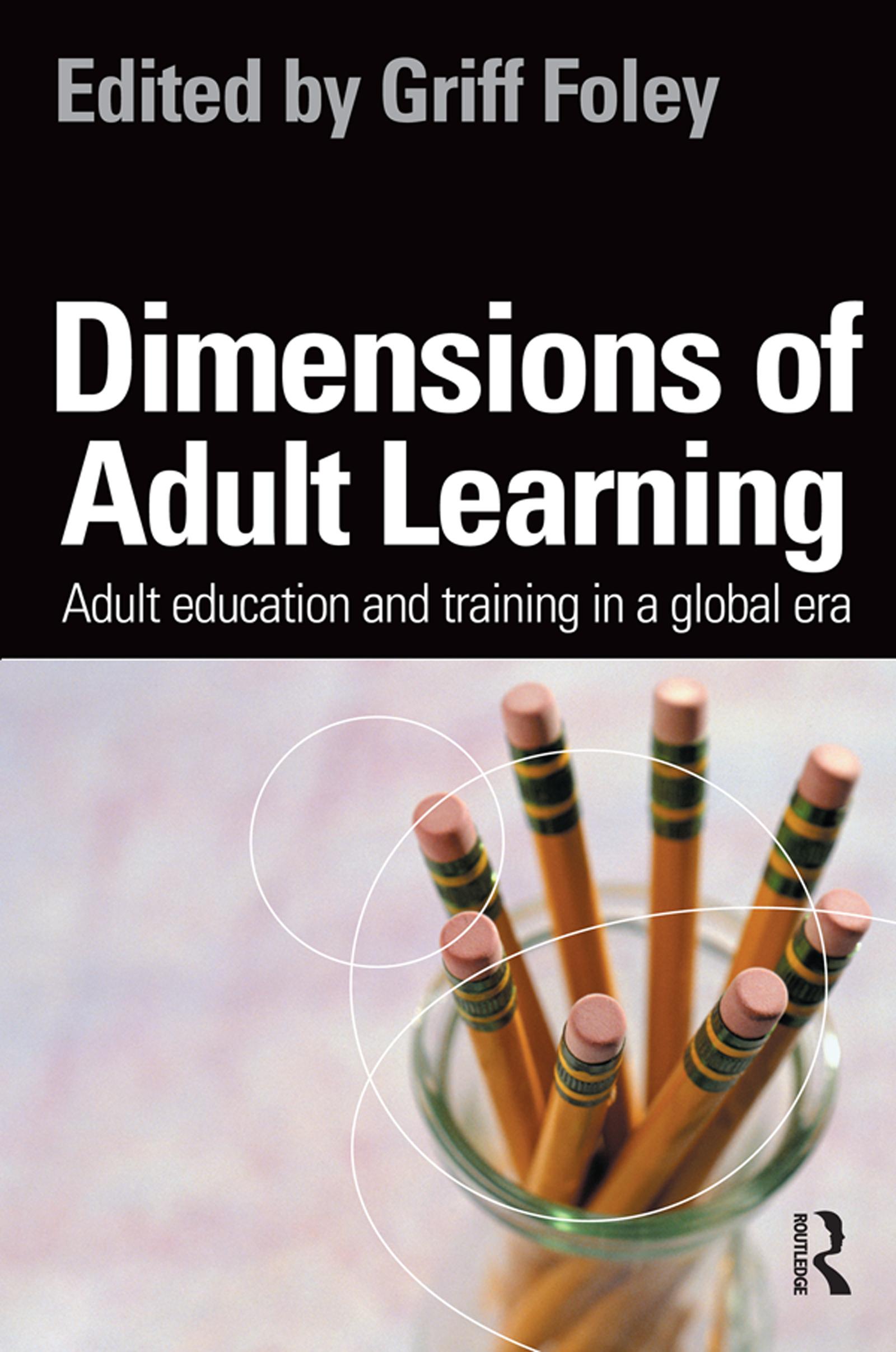 Economics, Politics and Adult Education