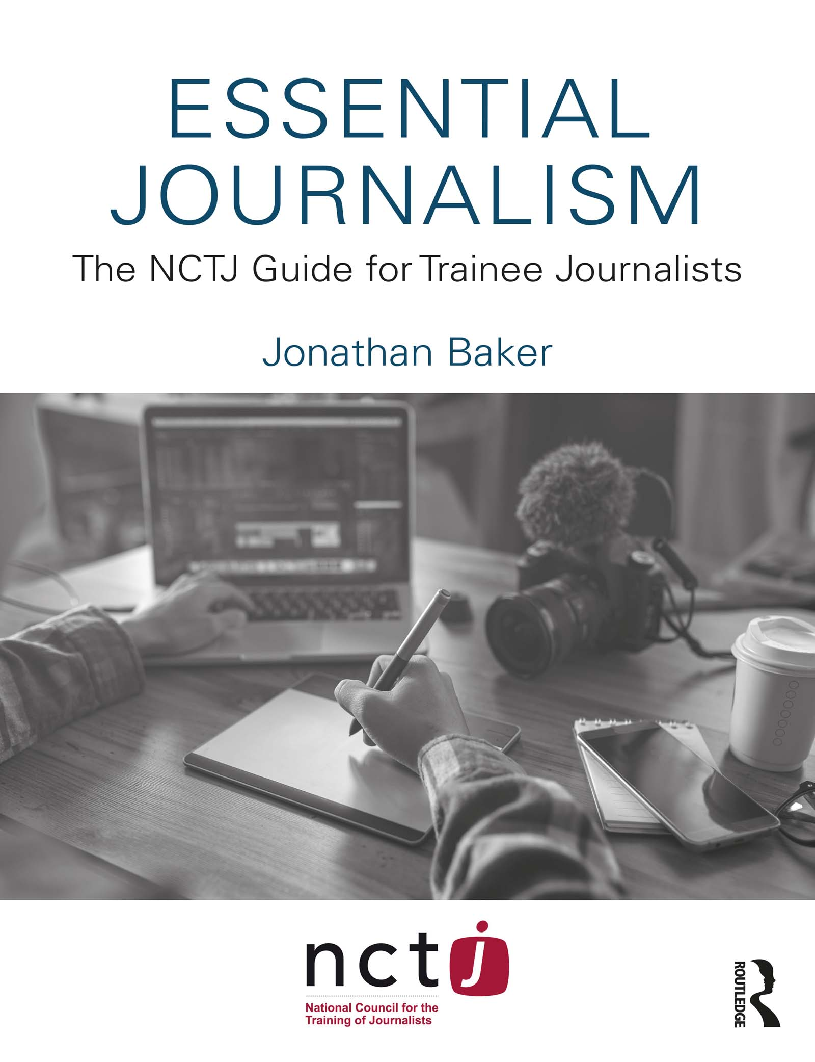 The television journalist: the television scene and picture gathering