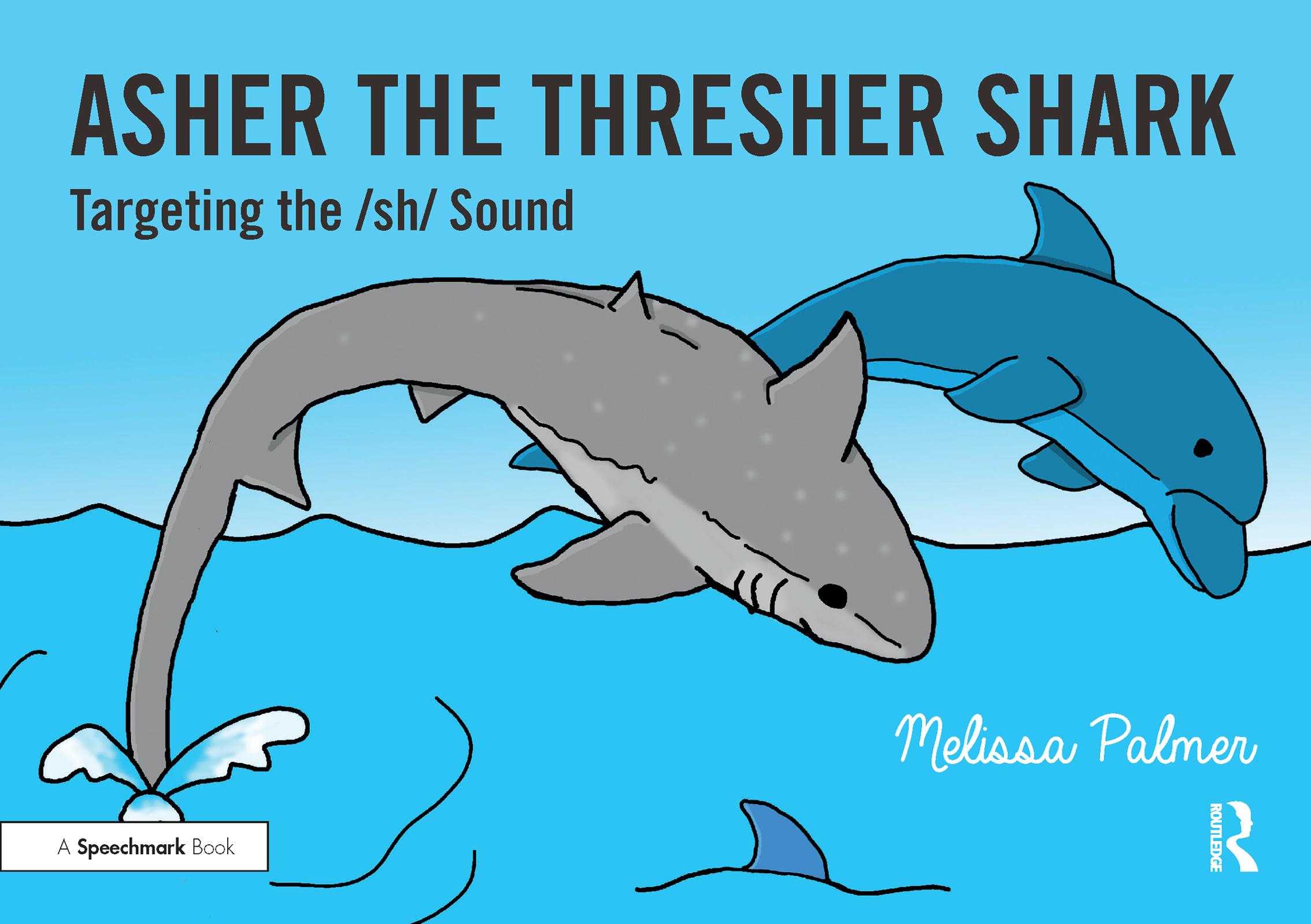 Asher the Thresher Shark