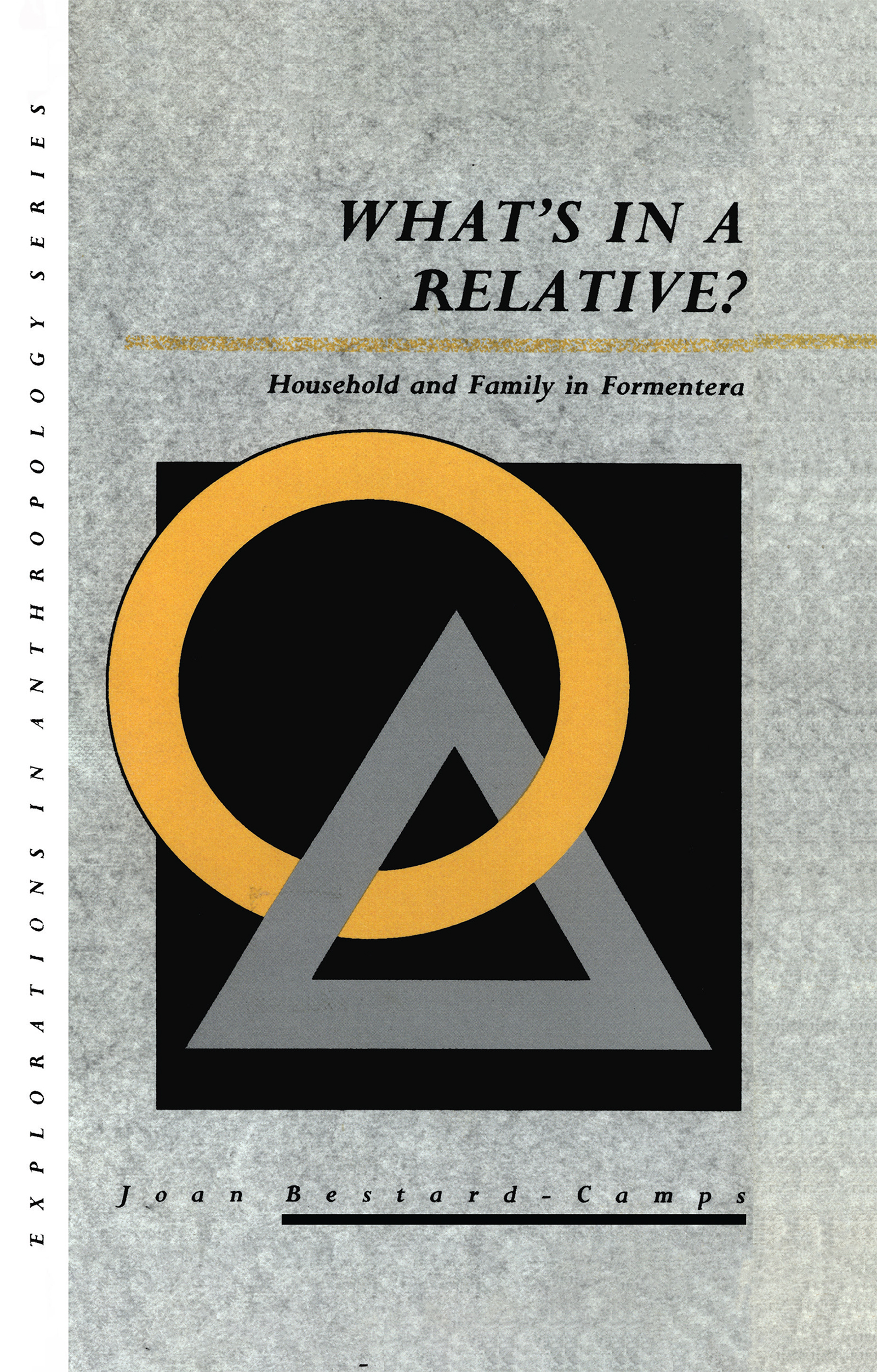 What's In a Relative?