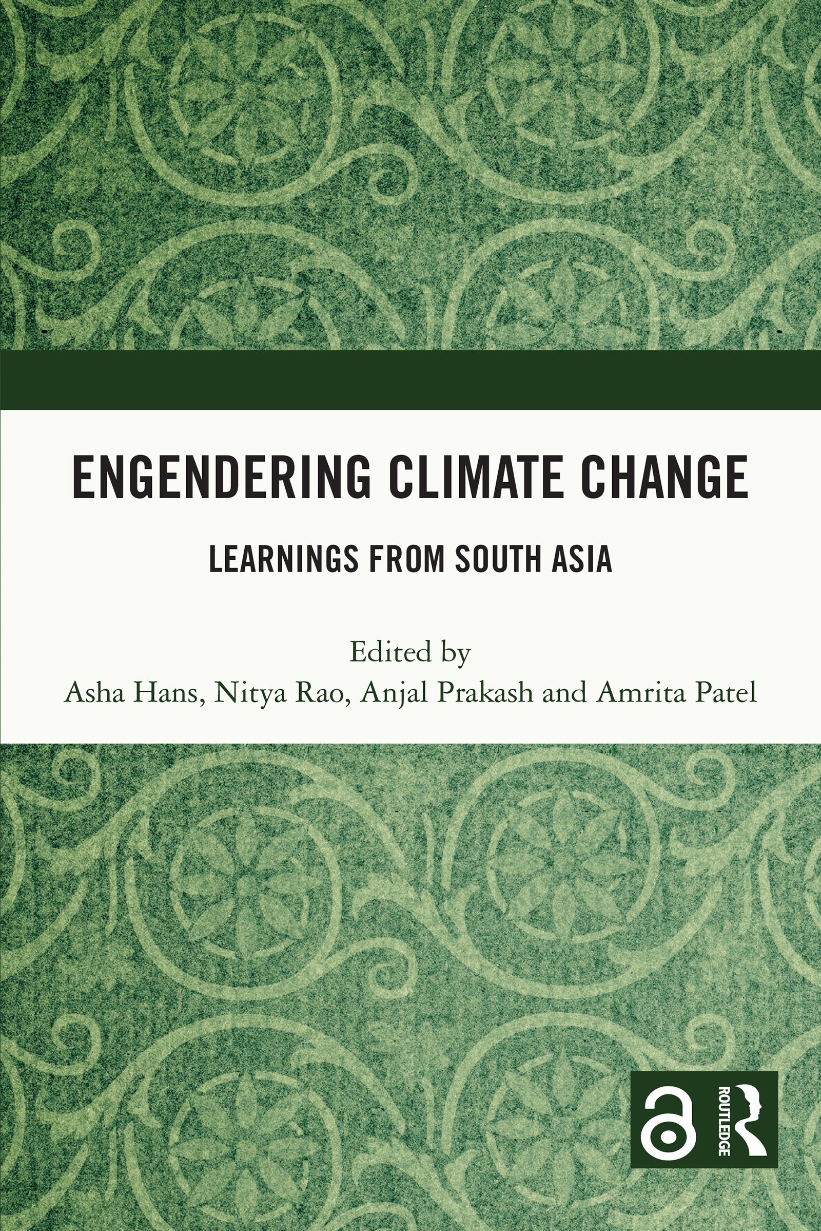 Shaping gendered responses to climate change in South Asia
