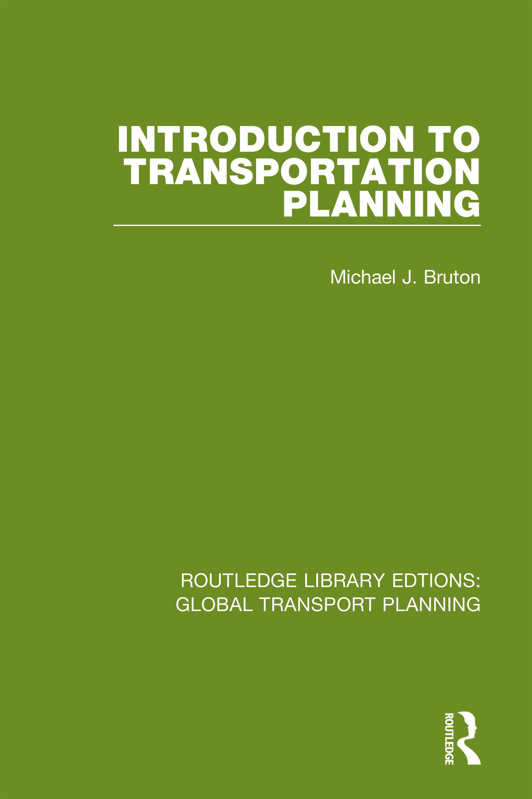 Introduction to Transportation Planning